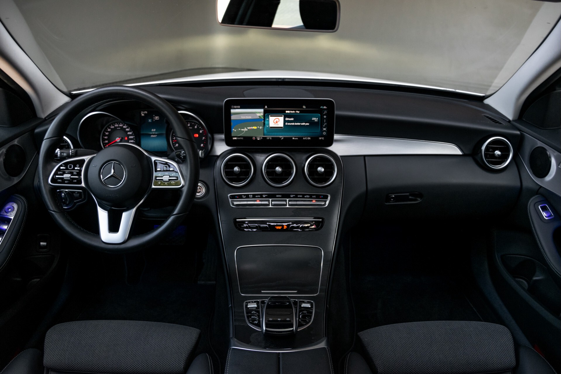 Mercedes-Benz C-Klasse 180 Avantgarde Advanced/Schuifdak/Groot Navi Aut9 Foto 9