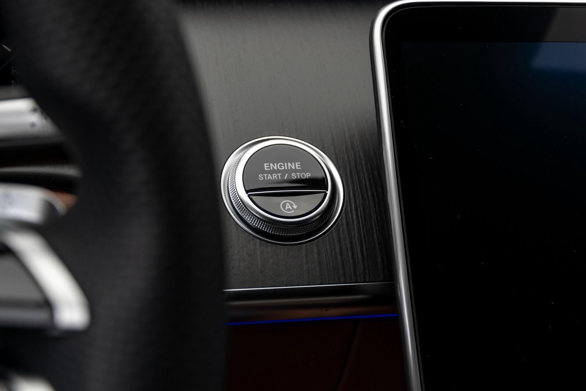 Mercedes-Benz S-Klasse 500 4-M AMG Siennabruin ruitleder/Rij-assistentiepakket/Keyless/Burmester Aut9 Foto 31