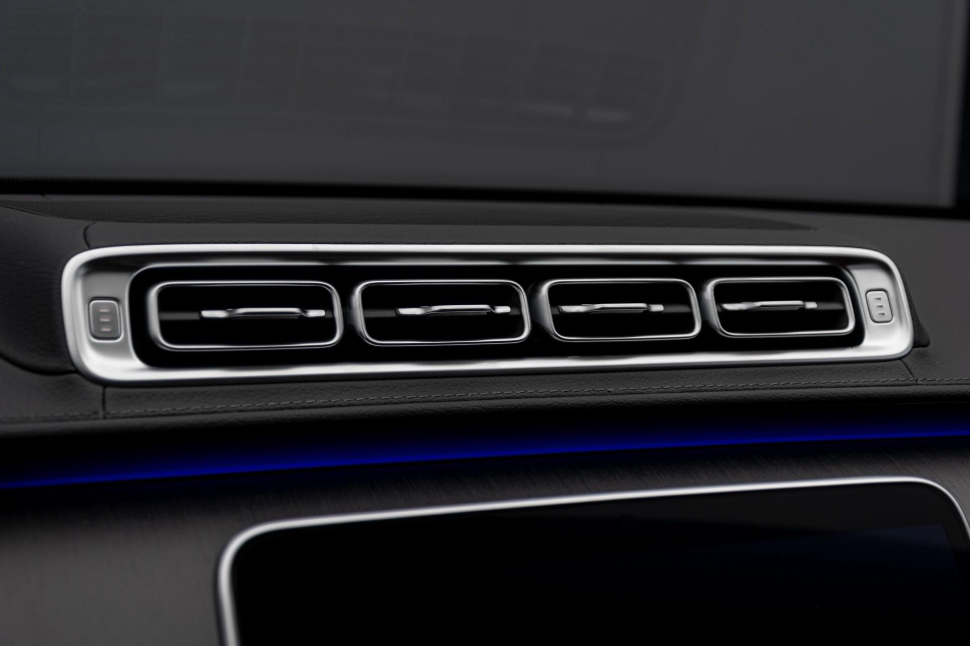Mercedes-Benz S-Klasse 500 4-M AMG Siennabruin ruitleder/Rij-assistentiepakket/Keyless/Burmester Aut9 Foto 33
