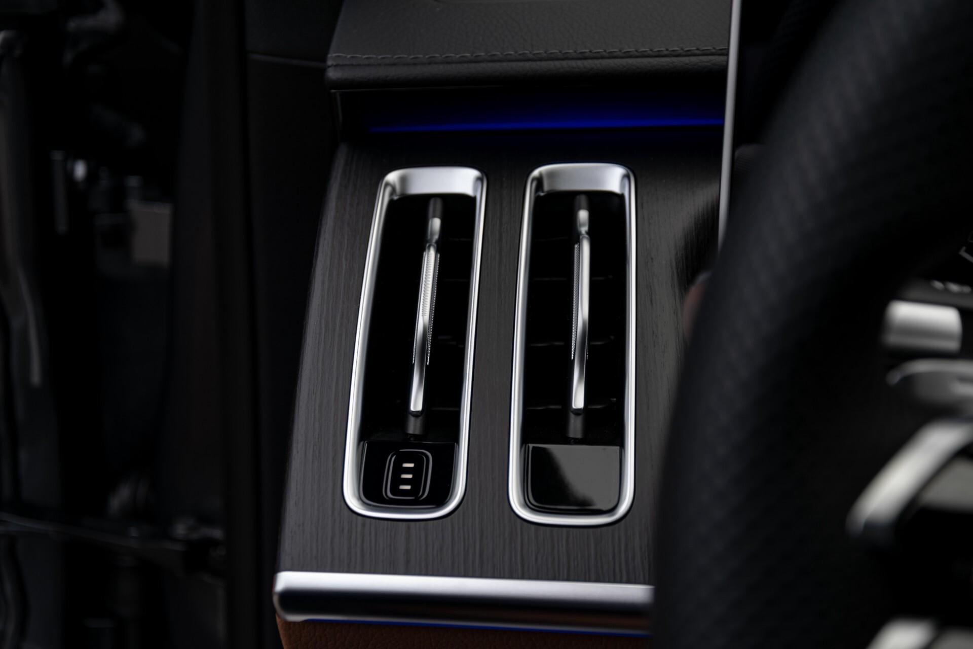 Mercedes-Benz S-Klasse 500 4-M AMG Siennabruin ruitleder/Rij-assistentiepakket/Keyless/Burmester Aut9 Foto 45