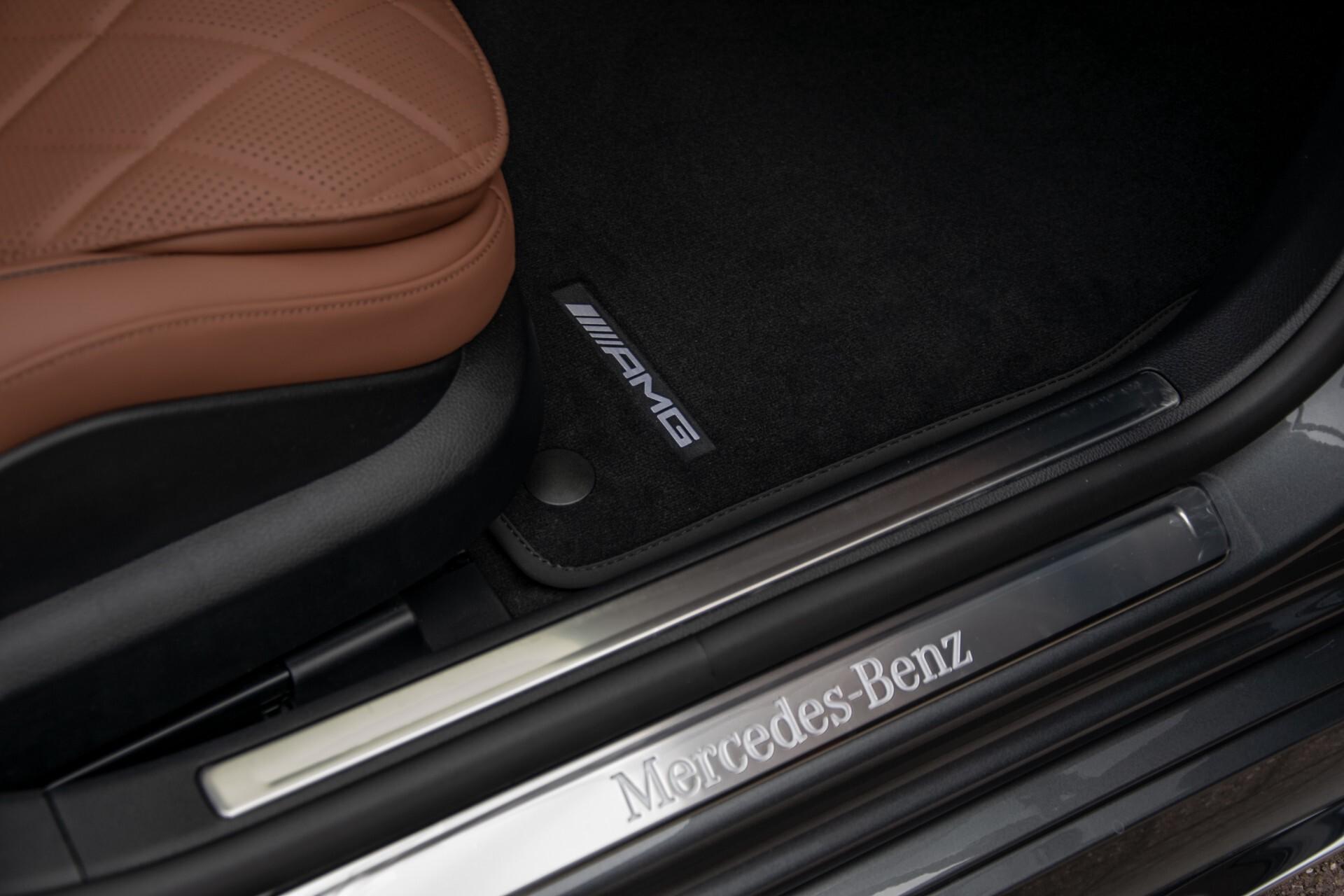 Mercedes-Benz S-Klasse 500 4-M AMG Siennabruin ruitleder/Rij-assistentiepakket/Keyless/Burmester Aut9 Foto 54