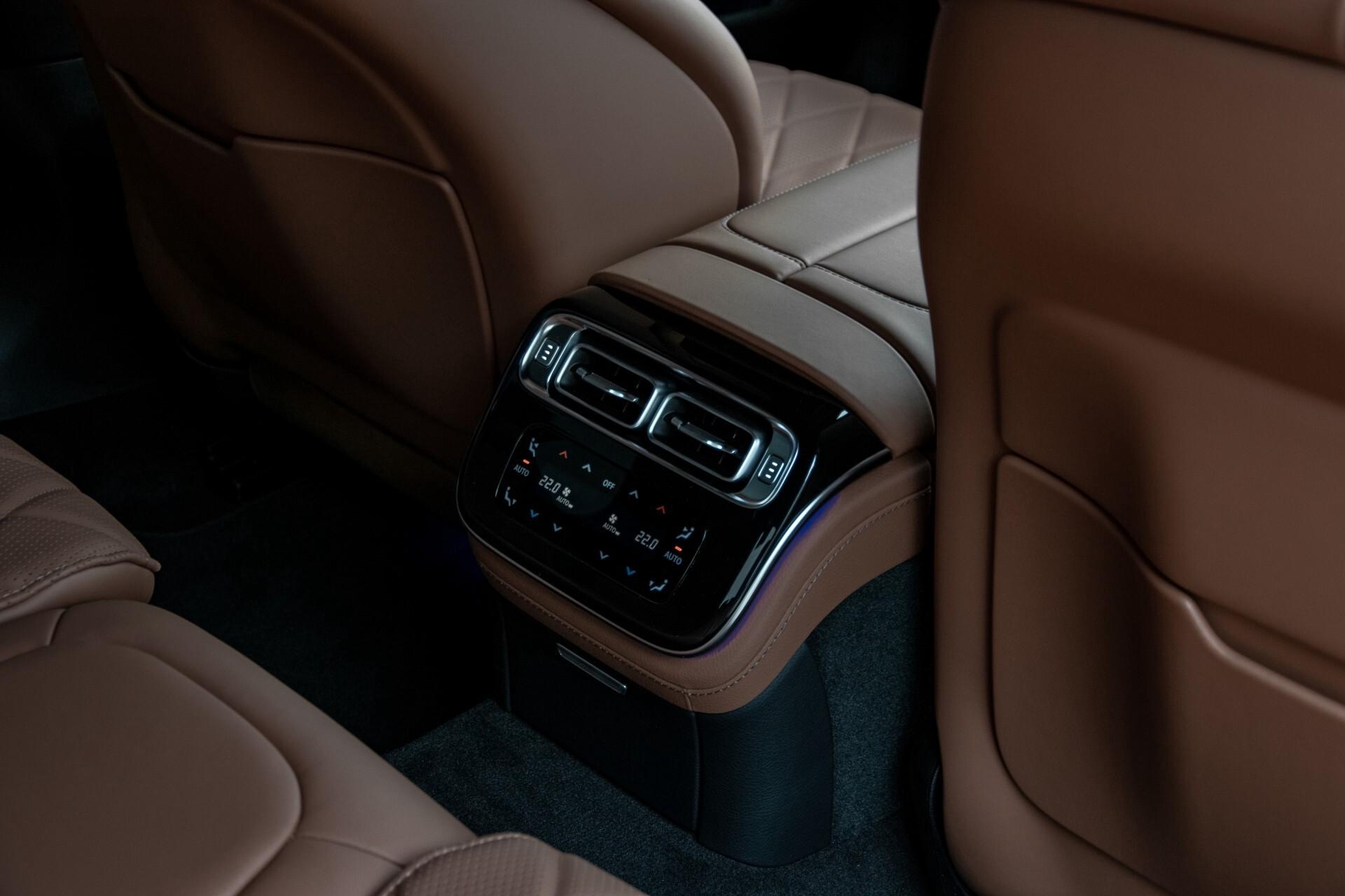 Mercedes-Benz S-Klasse 500 4-M AMG Siennabruin ruitleder/Rij-assistentiepakket/Keyless/Burmester Aut9 Foto 58