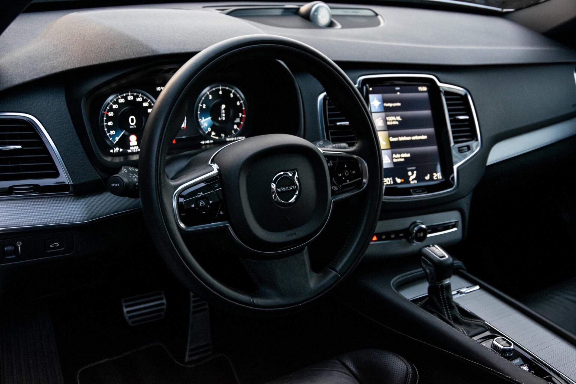 "Volvo XC90 2.0 T6 AWD R-Design Panorama/Keyless/B&W/ACC/Standkachel/22"" Aut8 Foto 14"