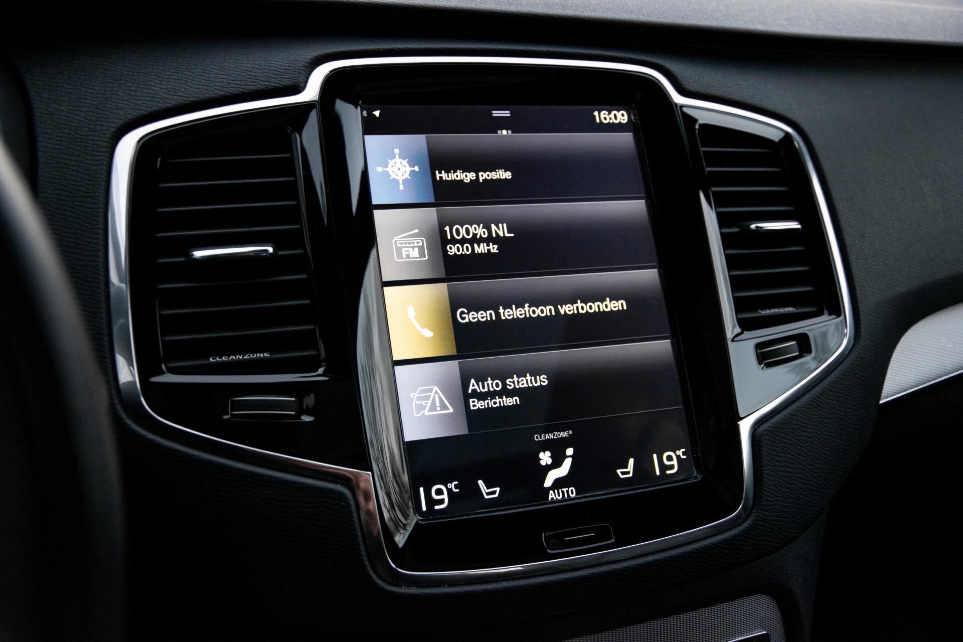 "Volvo XC90 2.0 T6 AWD R-Design Panorama/Keyless/B&W/ACC/Standkachel/22"" Aut8 Foto 17"