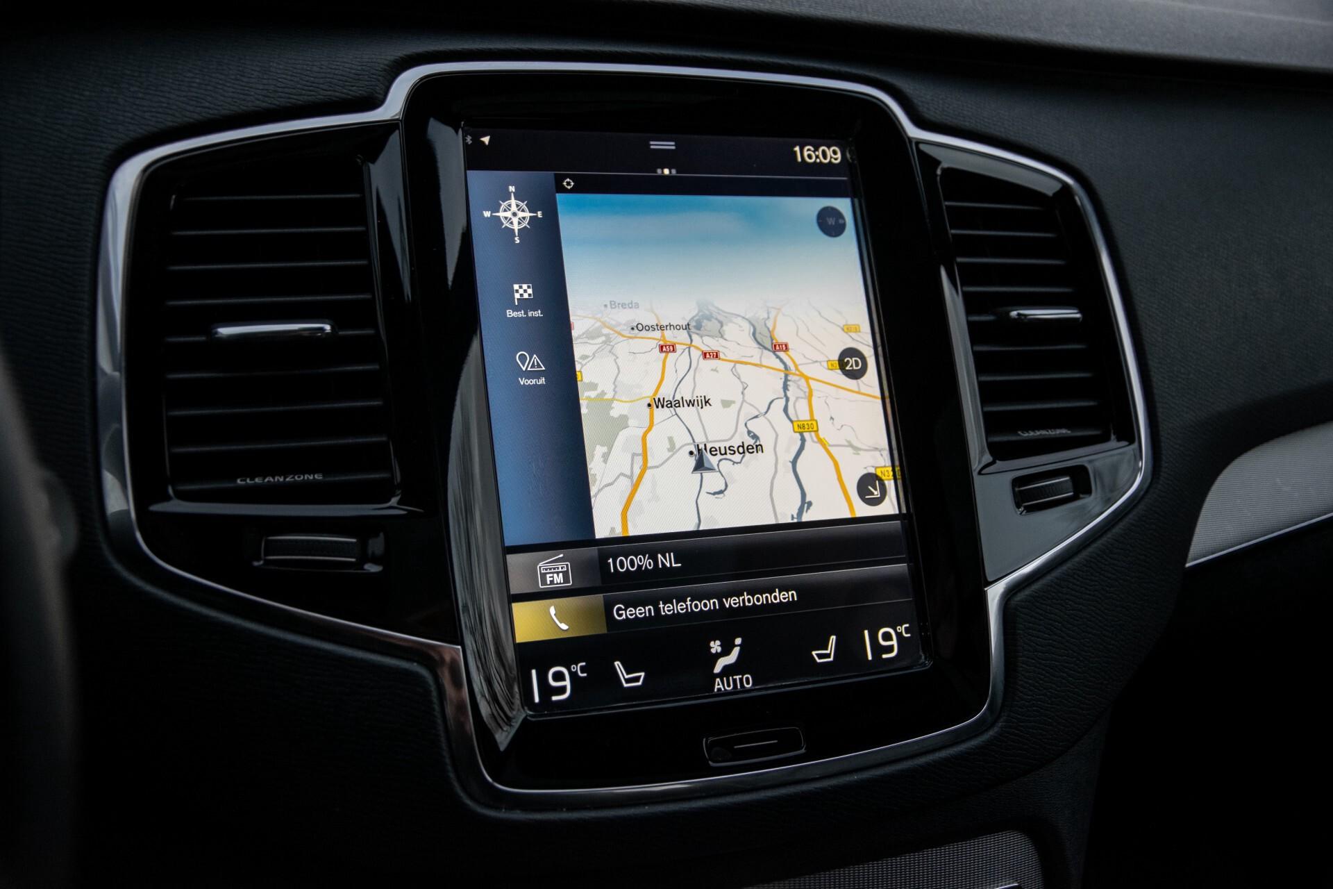 "Volvo XC90 2.0 T6 AWD R-Design Panorama/Keyless/B&W/ACC/Standkachel/22"" Aut8 Foto 19"