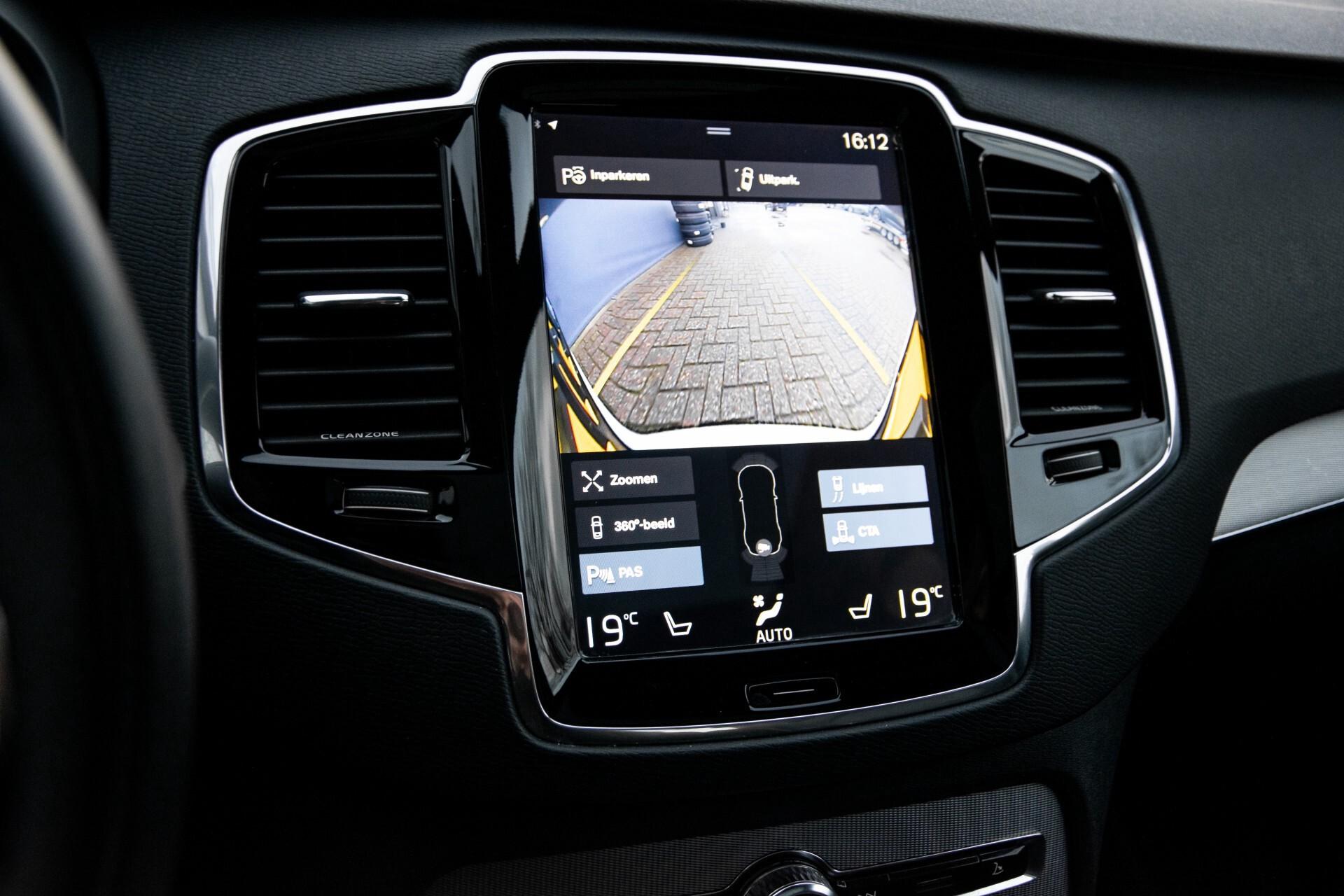 "Volvo XC90 2.0 T6 AWD R-Design Panorama/Keyless/B&W/ACC/Standkachel/22"" Aut8 Foto 25"