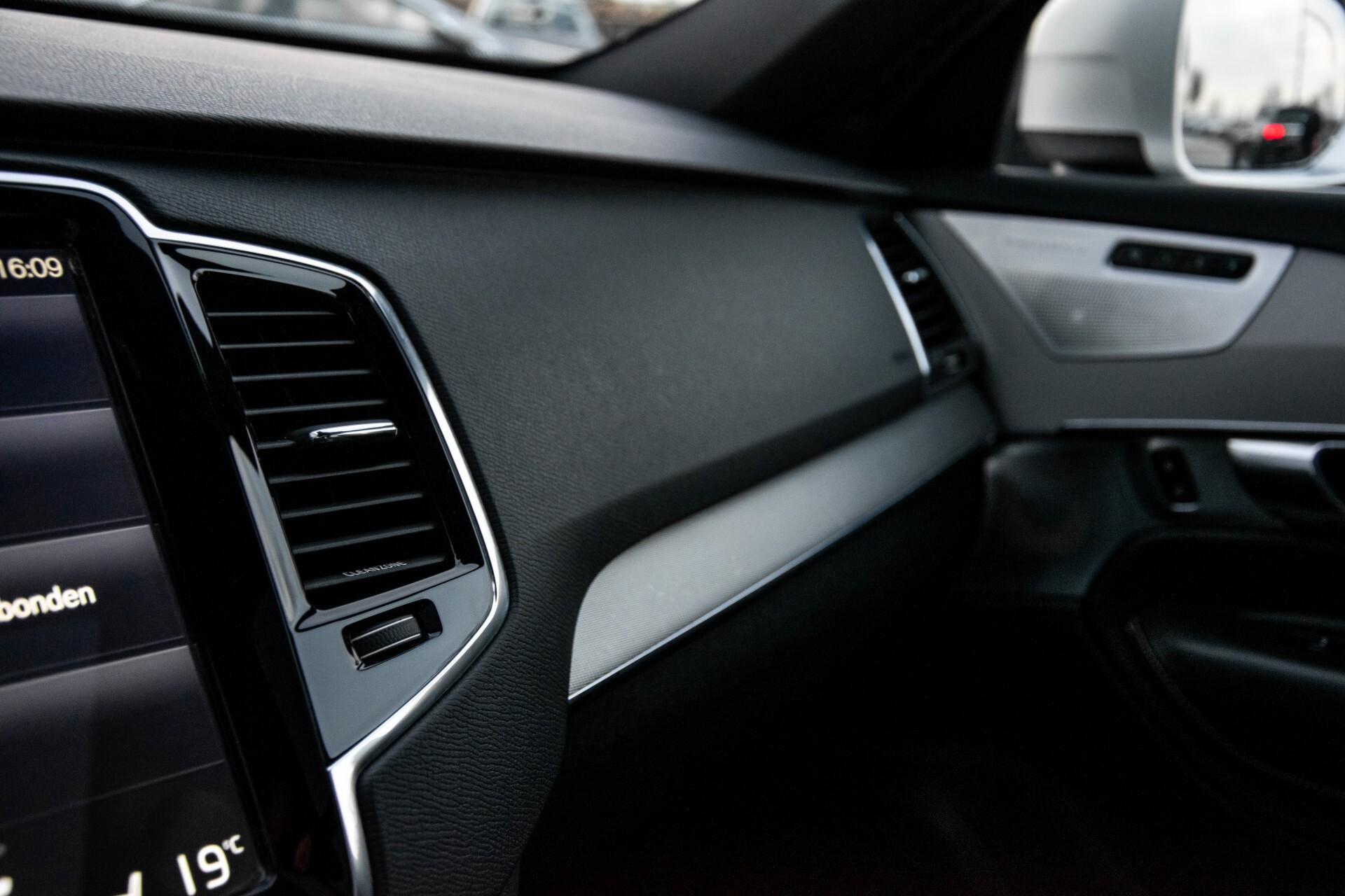 "Volvo XC90 2.0 T6 AWD R-Design Panorama/Keyless/B&W/ACC/Standkachel/22"" Aut8 Foto 34"