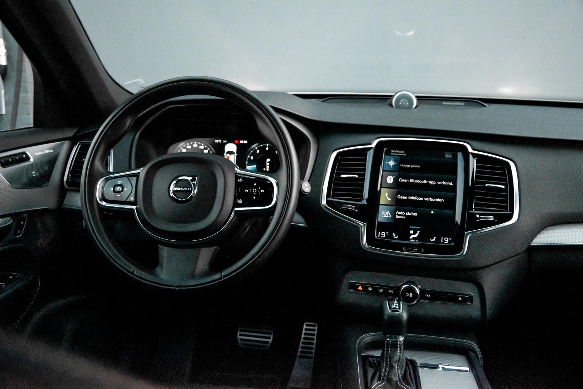 "Volvo XC90 2.0 T6 AWD R-Design Panorama/Keyless/B&W/ACC/Standkachel/22"" Aut8 Foto 7"