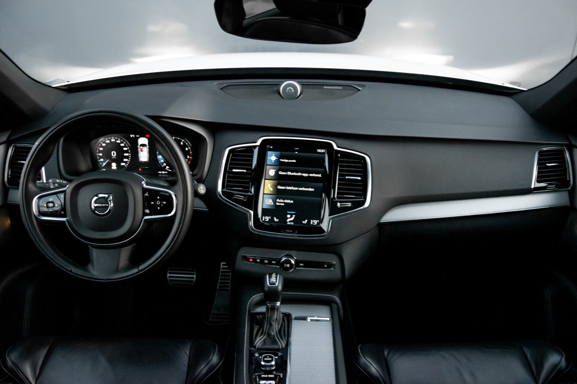 "Volvo XC90 2.0 T6 AWD R-Design Panorama/Keyless/B&W/ACC/Standkachel/22"" Aut8 Foto 8"