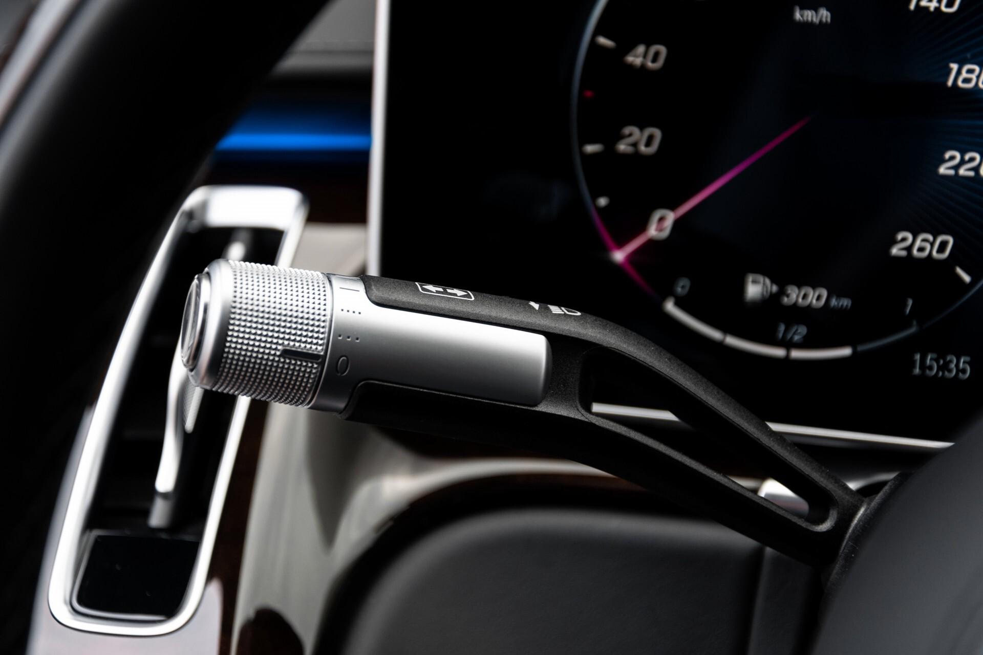 Mercedes-Benz S-Klasse 500 4-M AMG Exclusive/Achterasbesturing/Entertainment/TV/Burmester Aut9 Foto 10
