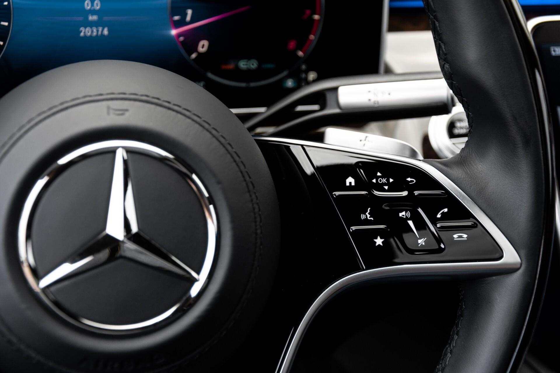 Mercedes-Benz S-Klasse 500 4-M AMG Exclusive/Achterasbesturing/Entertainment/TV/Burmester Aut9 Foto 15