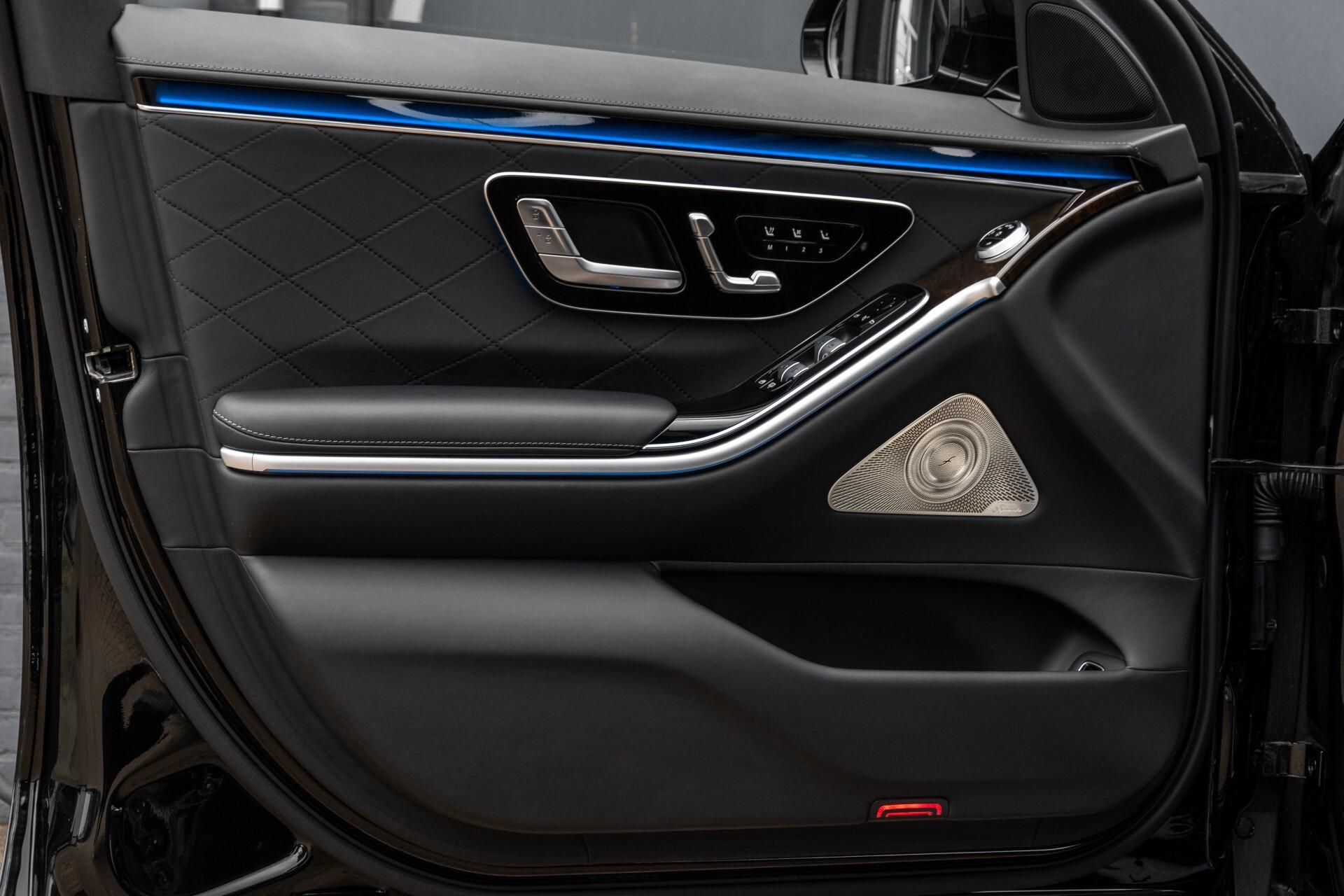 Mercedes-Benz S-Klasse 500 4-M AMG Exclusive/Achterasbesturing/Entertainment/TV/Burmester Aut9 Foto 17