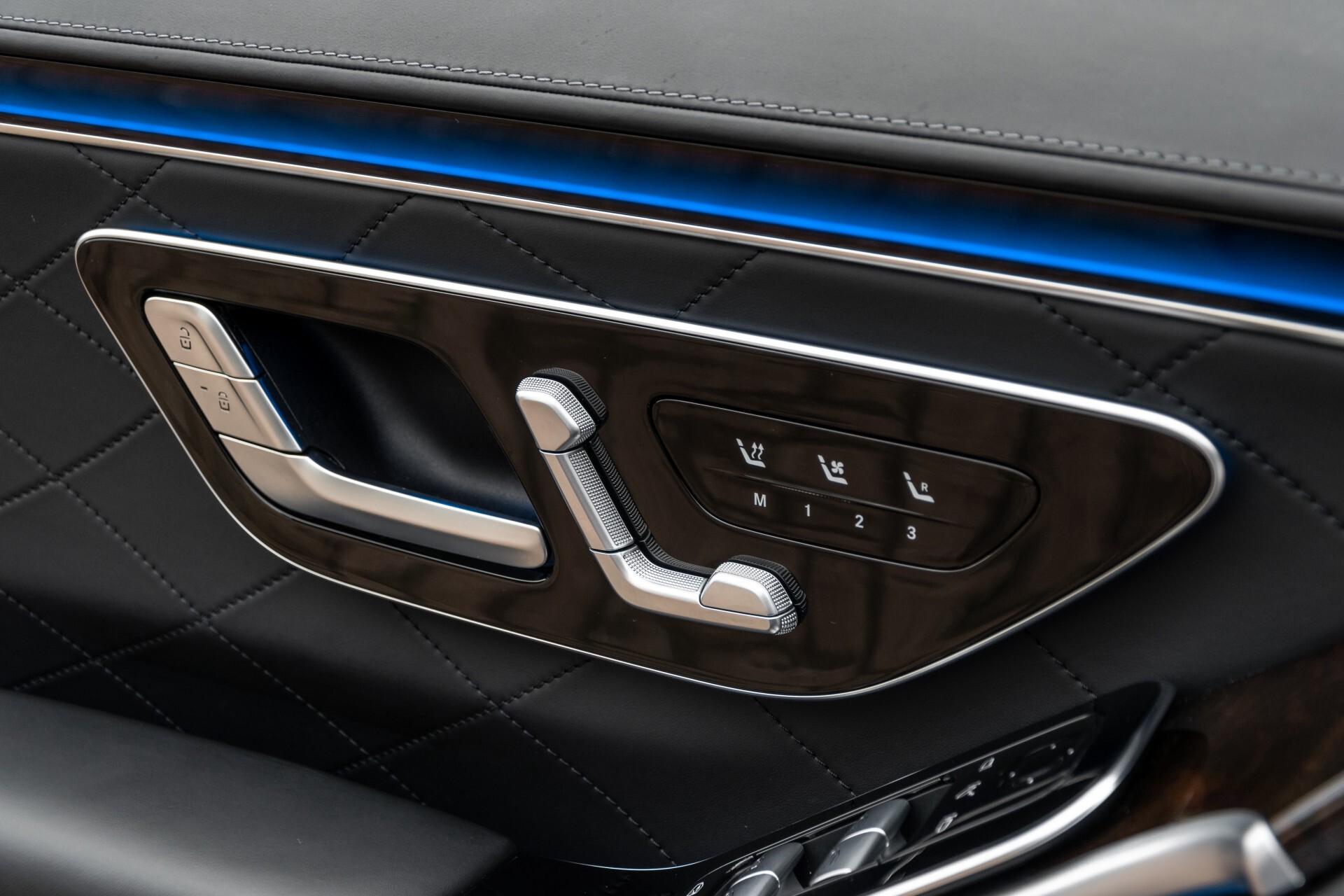 Mercedes-Benz S-Klasse 500 4-M AMG Exclusive/Achterasbesturing/Entertainment/TV/Burmester Aut9 Foto 23
