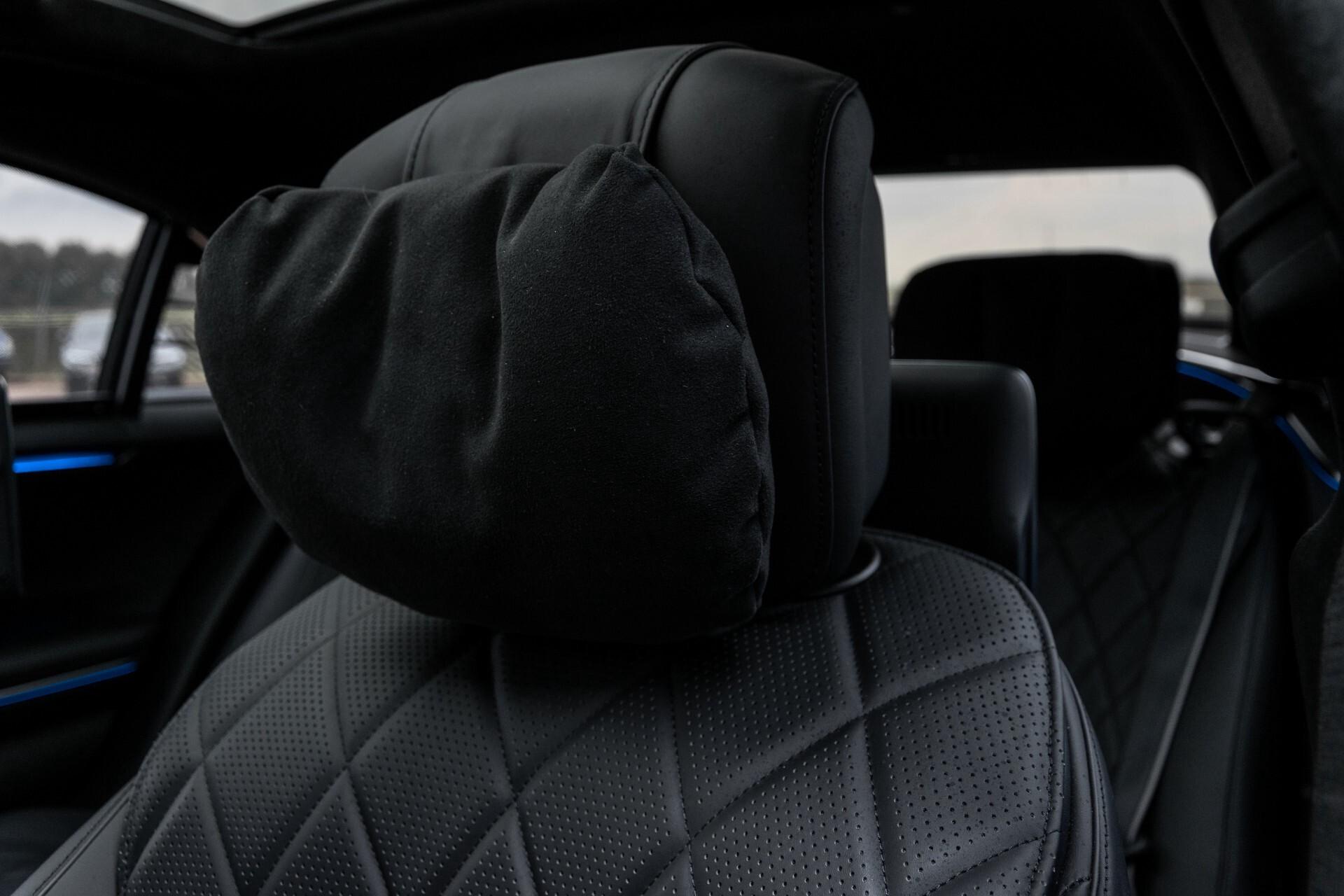 Mercedes-Benz S-Klasse 500 4-M AMG Exclusive/Achterasbesturing/Entertainment/TV/Burmester Aut9 Foto 29