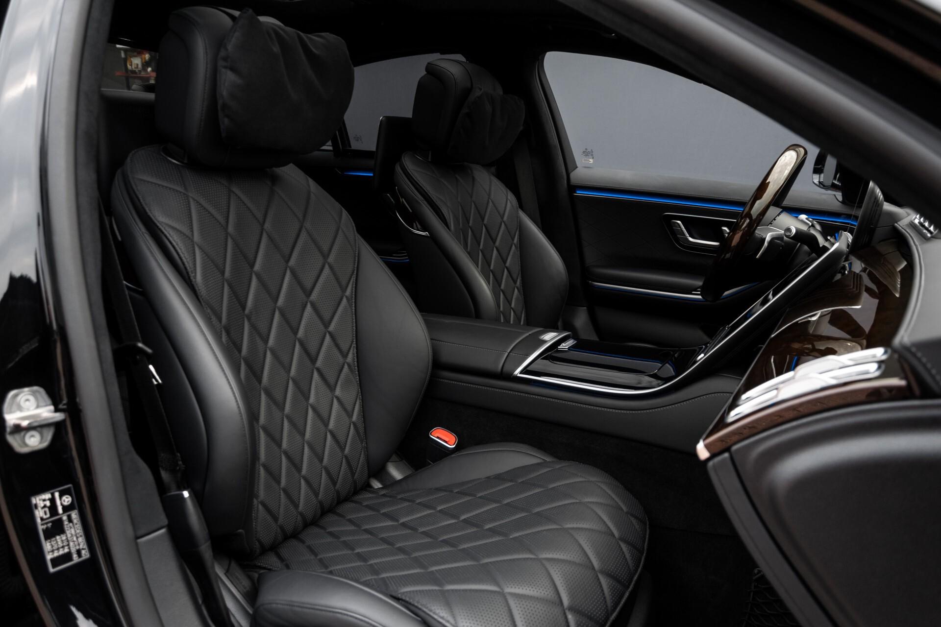 Mercedes-Benz S-Klasse 500 4-M AMG Exclusive/Achterasbesturing/Entertainment/TV/Burmester Aut9 Foto 3
