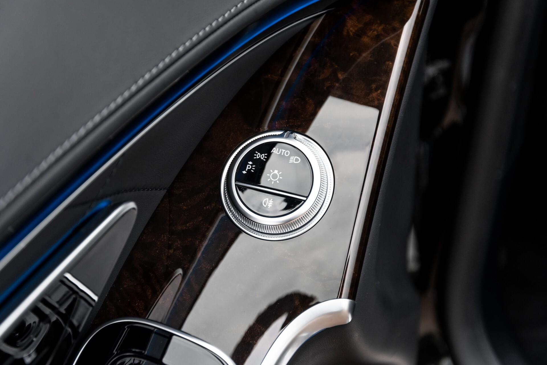 Mercedes-Benz S-Klasse 500 4-M AMG Exclusive/Achterasbesturing/Entertainment/TV/Burmester Aut9 Foto 31