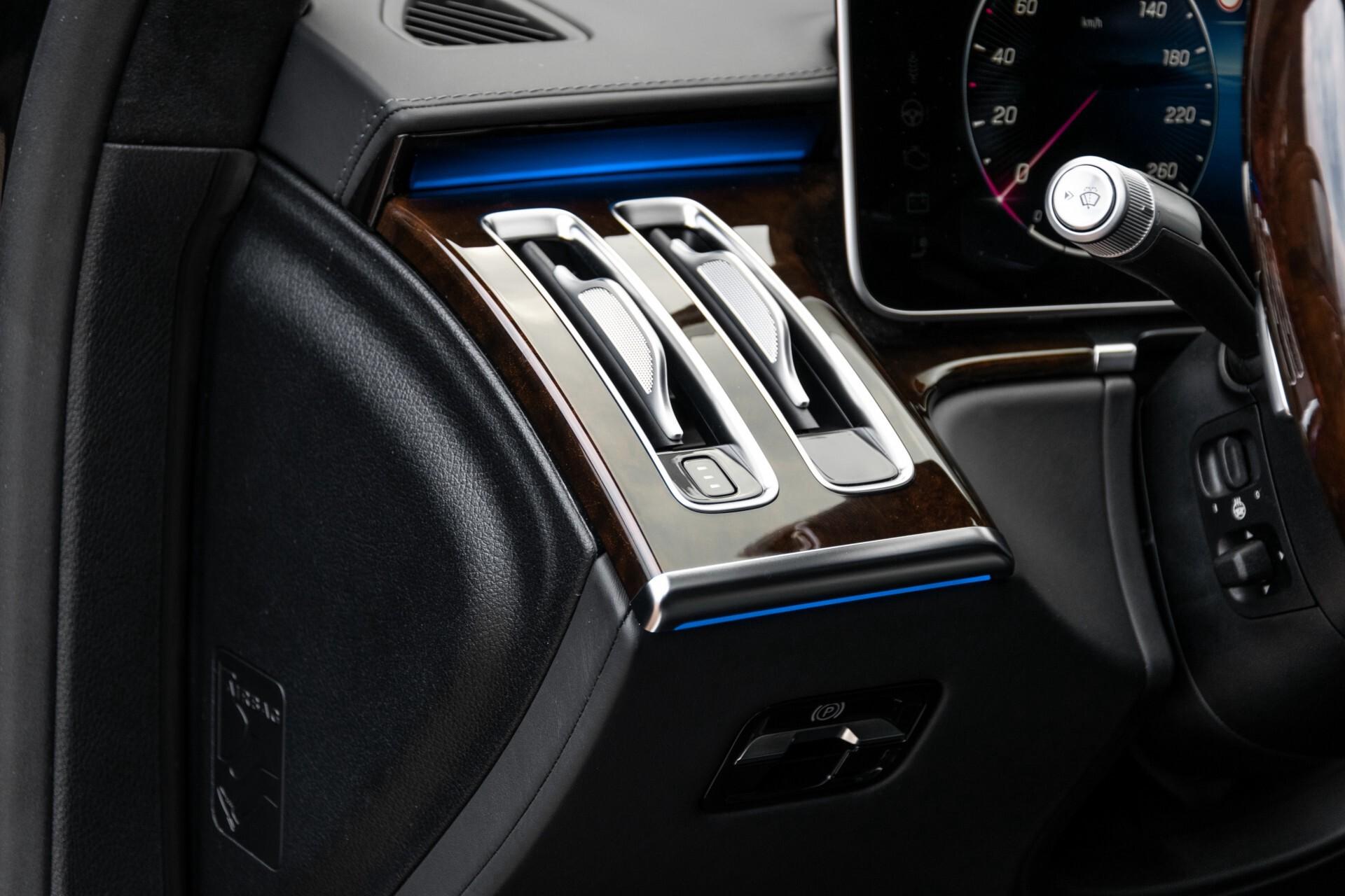Mercedes-Benz S-Klasse 500 4-M AMG Exclusive/Achterasbesturing/Entertainment/TV/Burmester Aut9 Foto 33