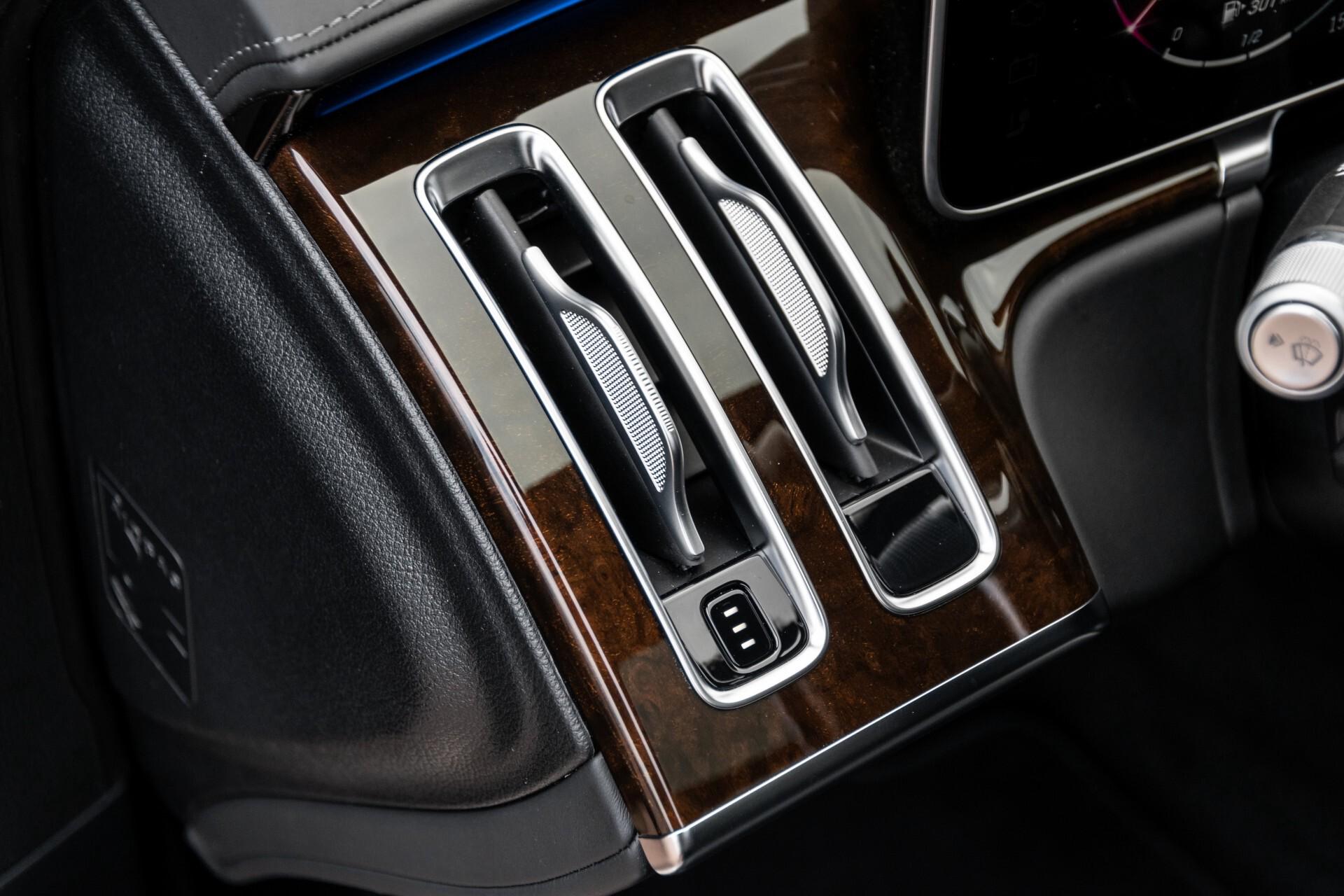 Mercedes-Benz S-Klasse 500 4-M AMG Exclusive/Achterasbesturing/Entertainment/TV/Burmester Aut9 Foto 35