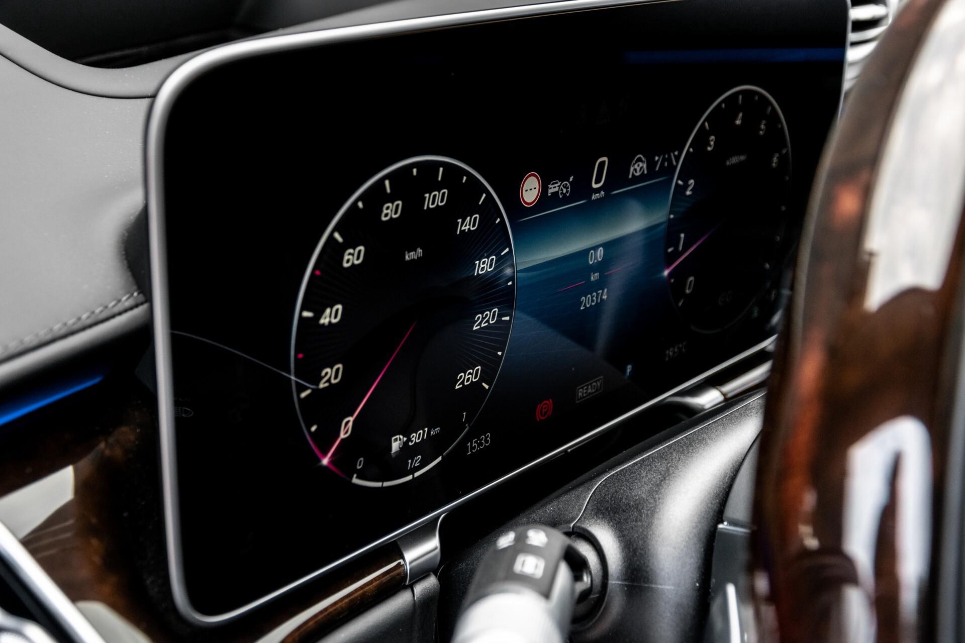 Mercedes-Benz S-Klasse 500 4-M AMG Exclusive/Achterasbesturing/Entertainment/TV/Burmester Aut9 Foto 37
