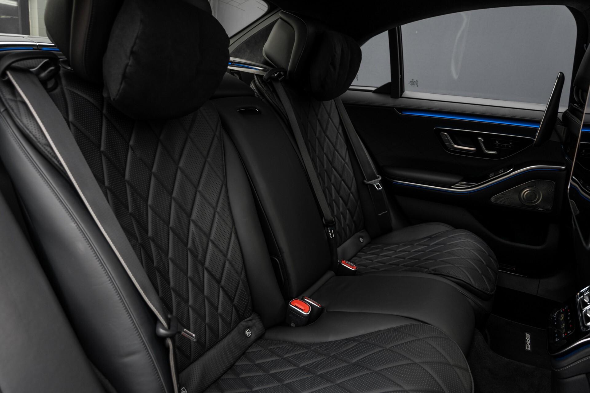 Mercedes-Benz S-Klasse 500 4-M AMG Exclusive/Achterasbesturing/Entertainment/TV/Burmester Aut9 Foto 4