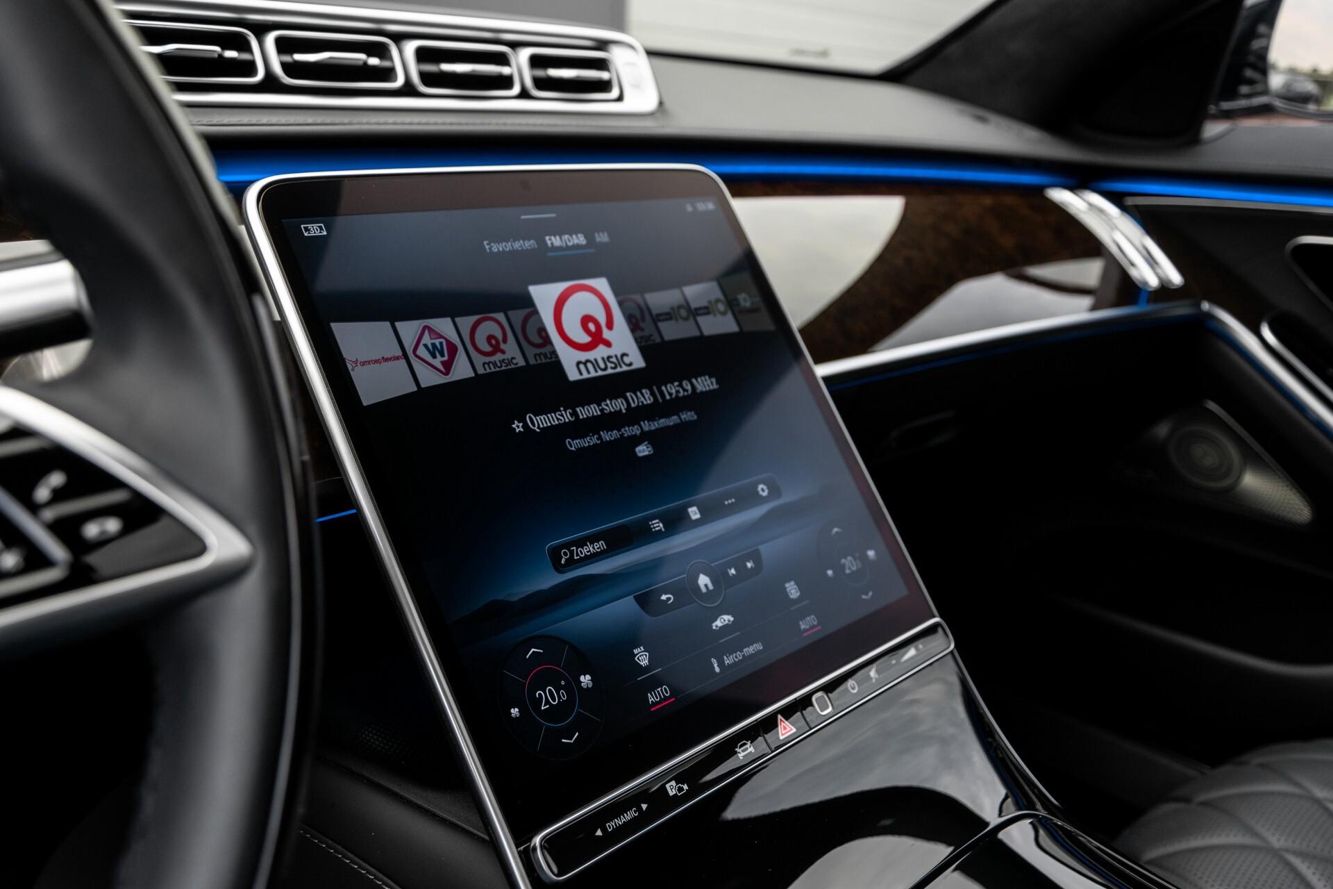 Mercedes-Benz S-Klasse 500 4-M AMG Exclusive/Achterasbesturing/Entertainment/TV/Burmester Aut9 Foto 43