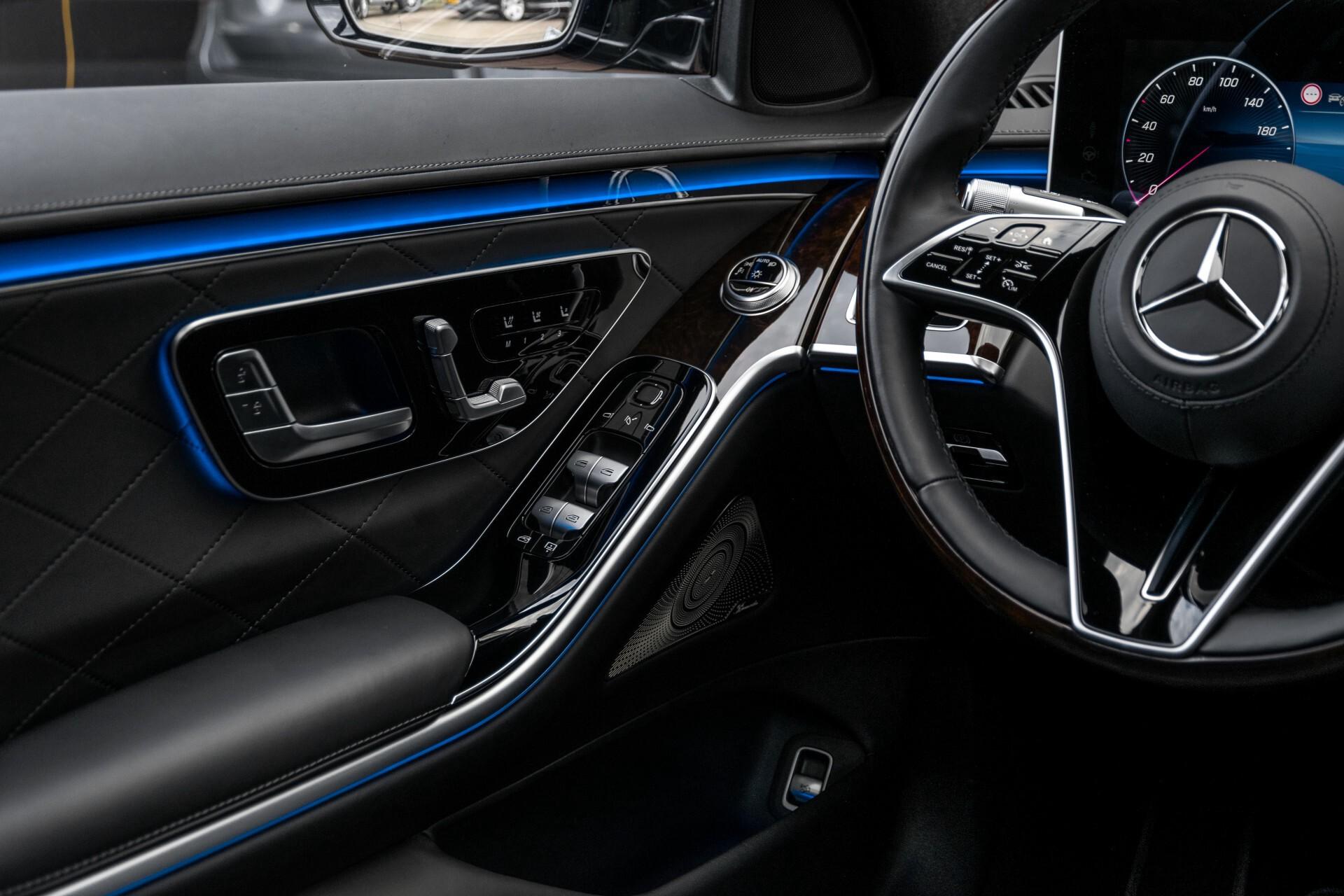 Mercedes-Benz S-Klasse 500 4-M AMG Exclusive/Achterasbesturing/Entertainment/TV/Burmester Aut9 Foto 46