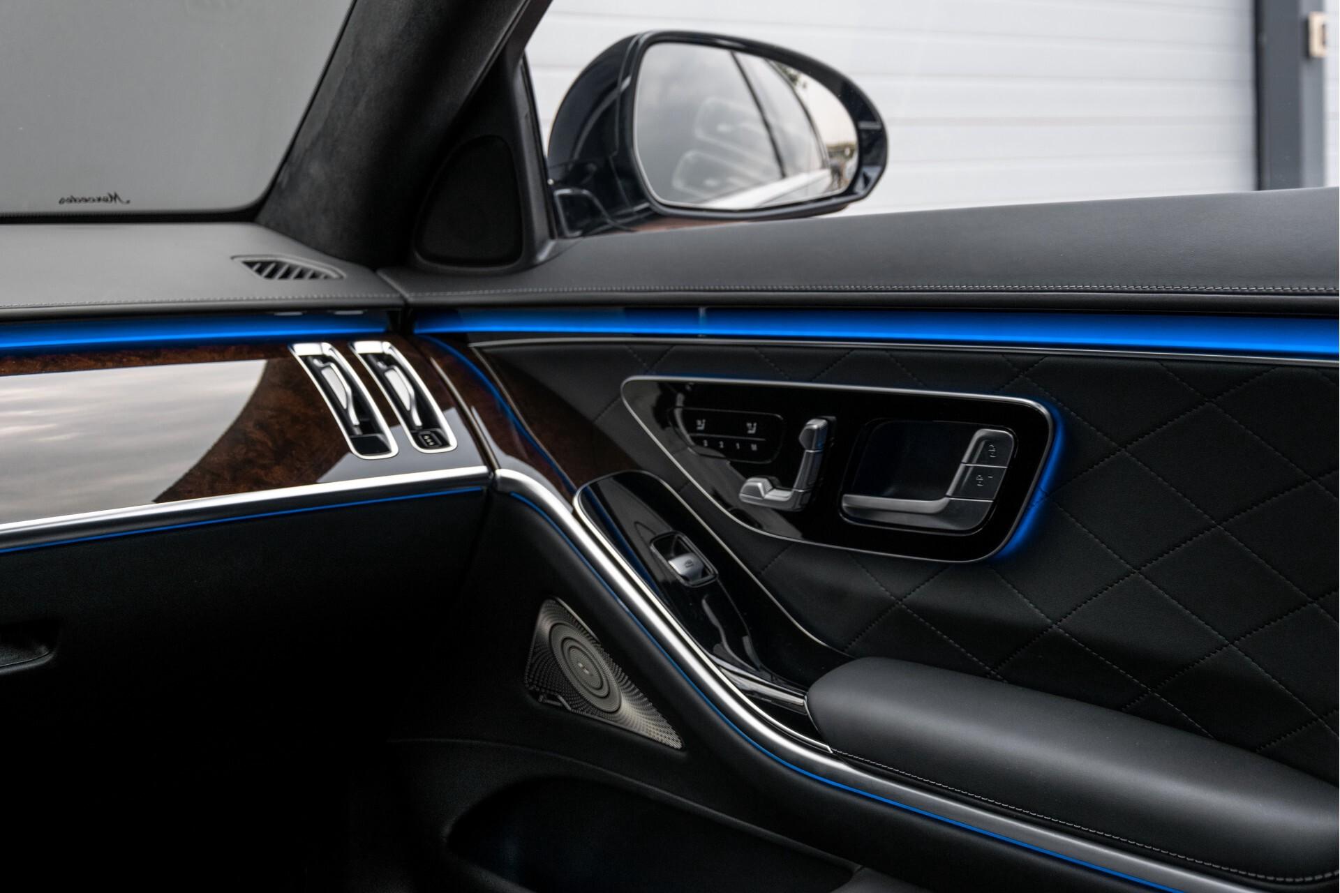 Mercedes-Benz S-Klasse 500 4-M AMG Exclusive/Achterasbesturing/Entertainment/TV/Burmester Aut9 Foto 48