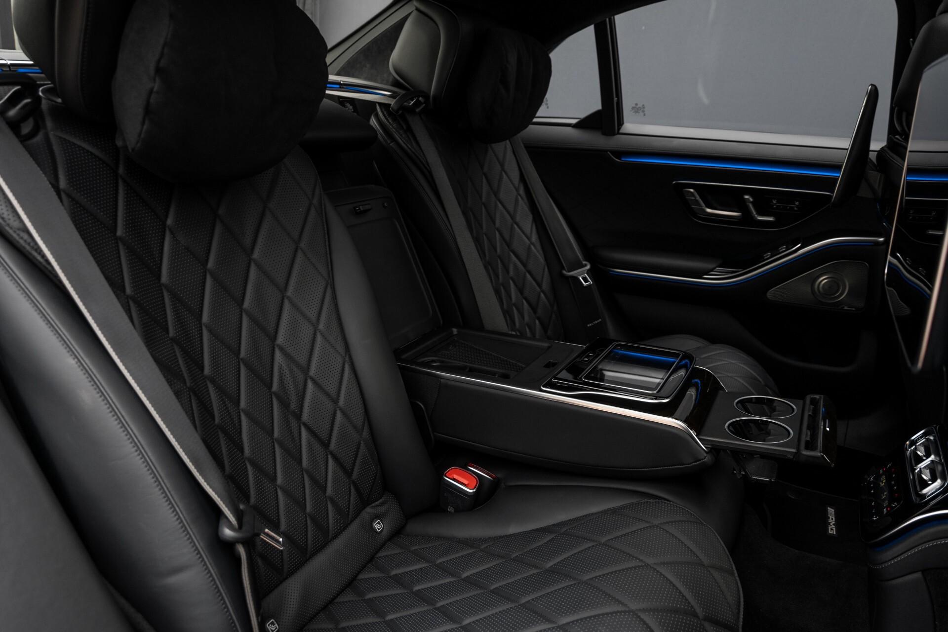 Mercedes-Benz S-Klasse 500 4-M AMG Exclusive/Achterasbesturing/Entertainment/TV/Burmester Aut9 Foto 5