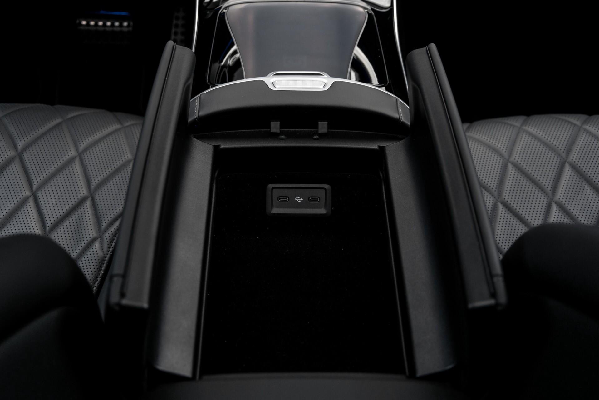 Mercedes-Benz S-Klasse 500 4-M AMG Exclusive/Achterasbesturing/Entertainment/TV/Burmester Aut9 Foto 50