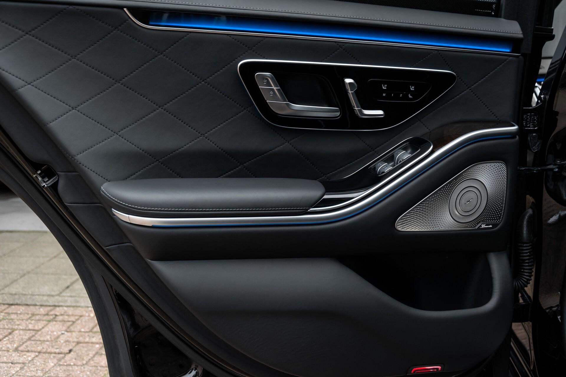 Mercedes-Benz S-Klasse 500 4-M AMG Exclusive/Achterasbesturing/Entertainment/TV/Burmester Aut9 Foto 53