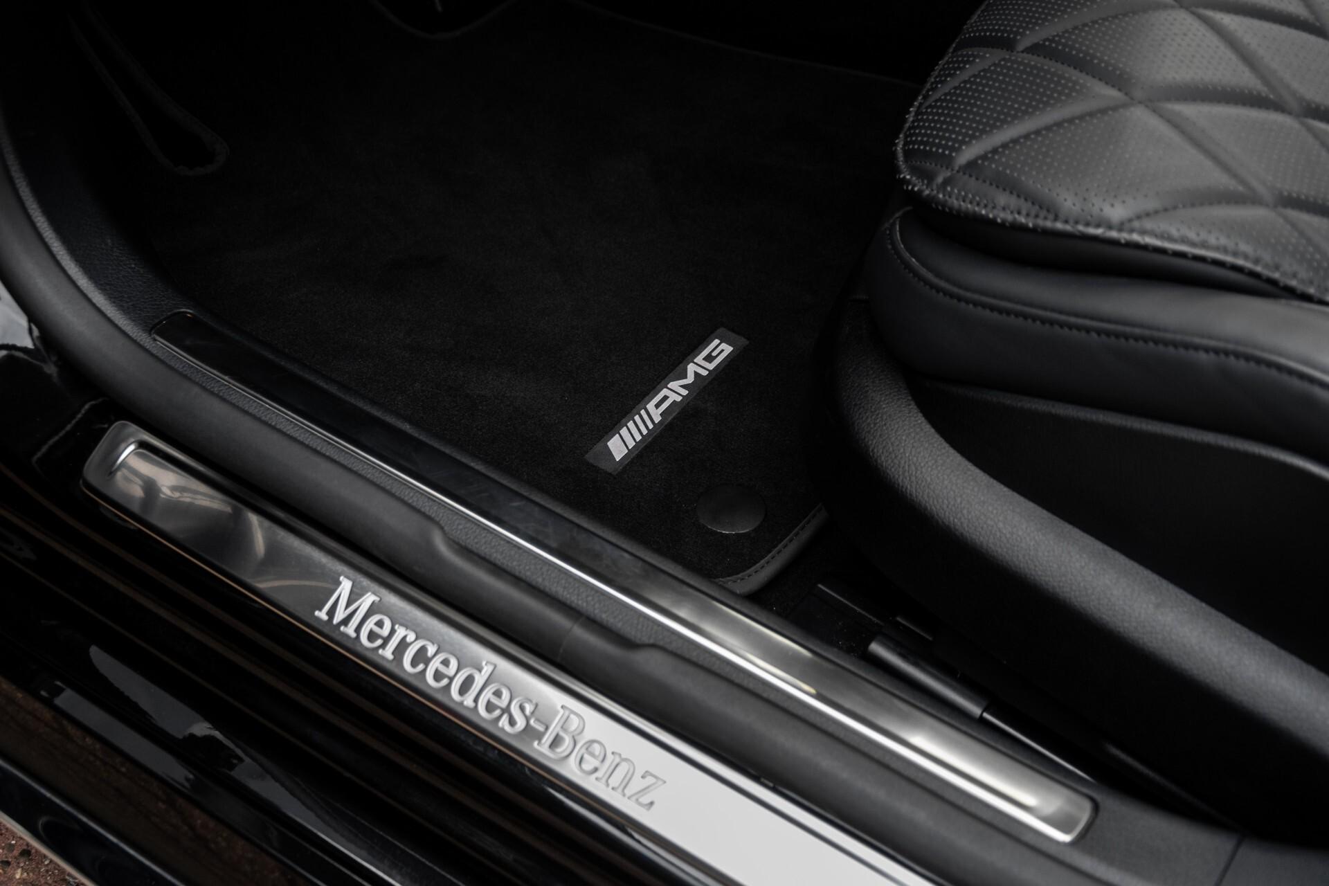 Mercedes-Benz S-Klasse 500 4-M AMG Exclusive/Achterasbesturing/Entertainment/TV/Burmester Aut9 Foto 55