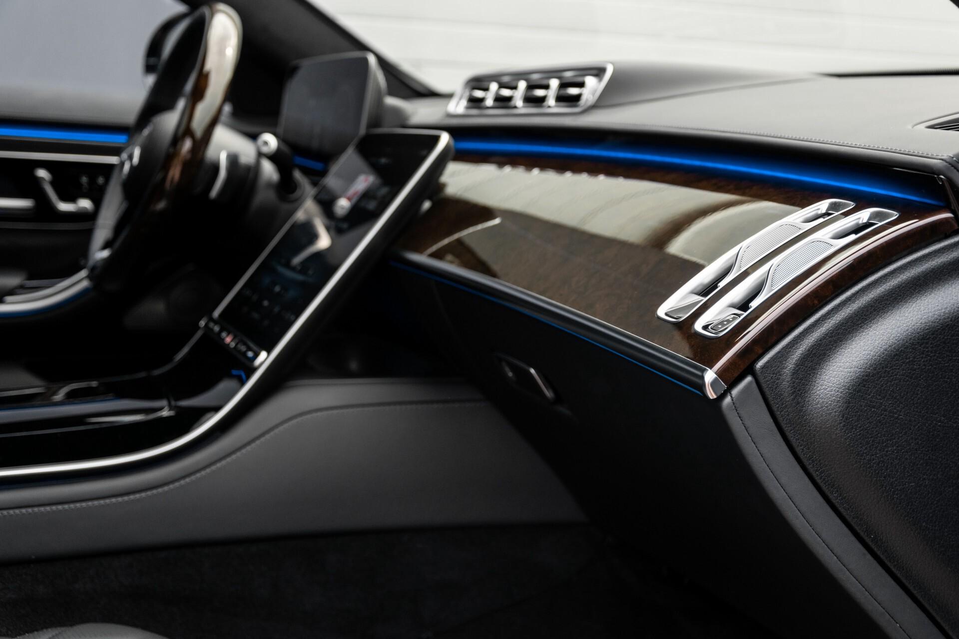 Mercedes-Benz S-Klasse 500 4-M AMG Exclusive/Achterasbesturing/Entertainment/TV/Burmester Aut9 Foto 56