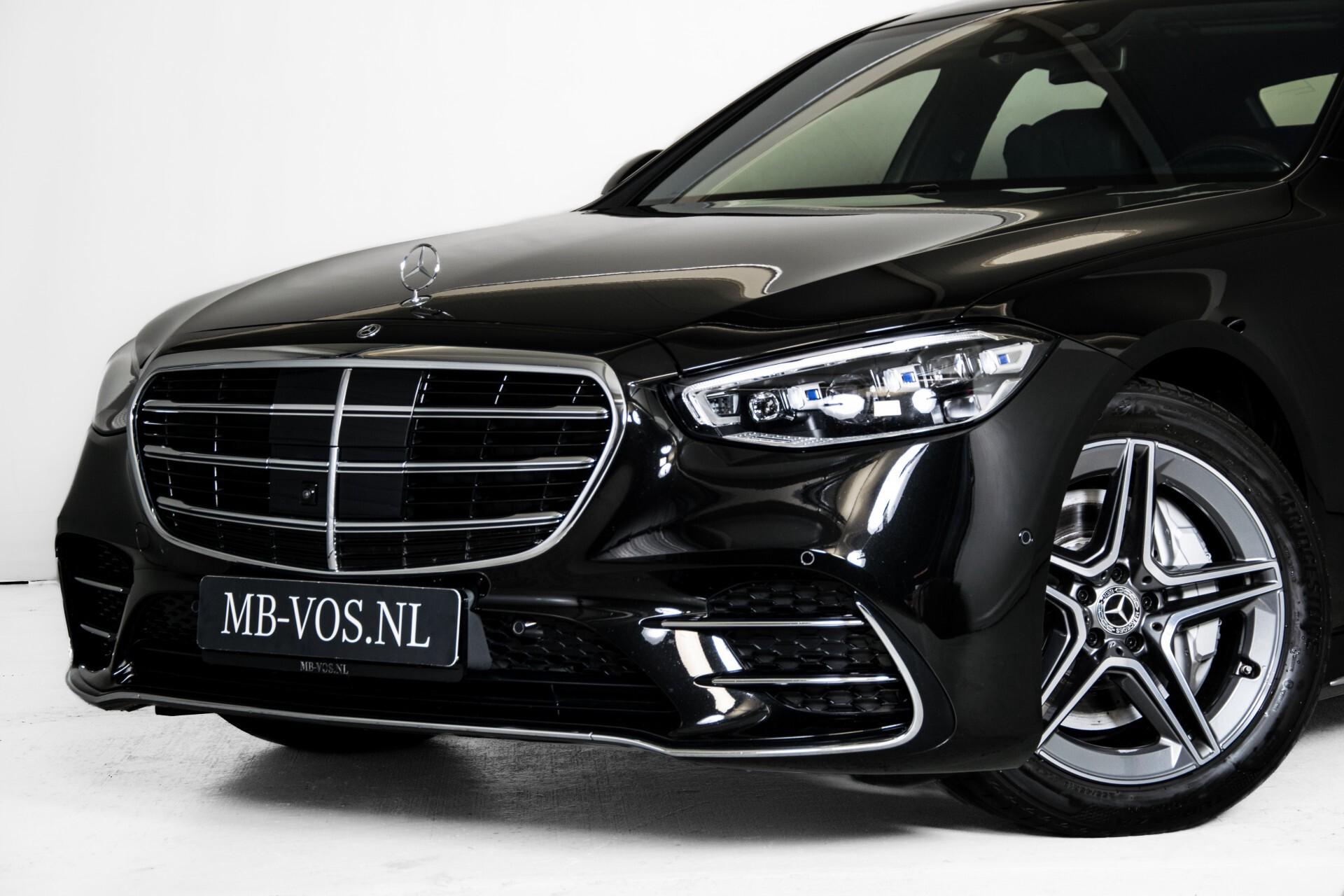Mercedes-Benz S-Klasse 500 4-M AMG Exclusive/Achterasbesturing/Entertainment/TV/Burmester Aut9 Foto 61