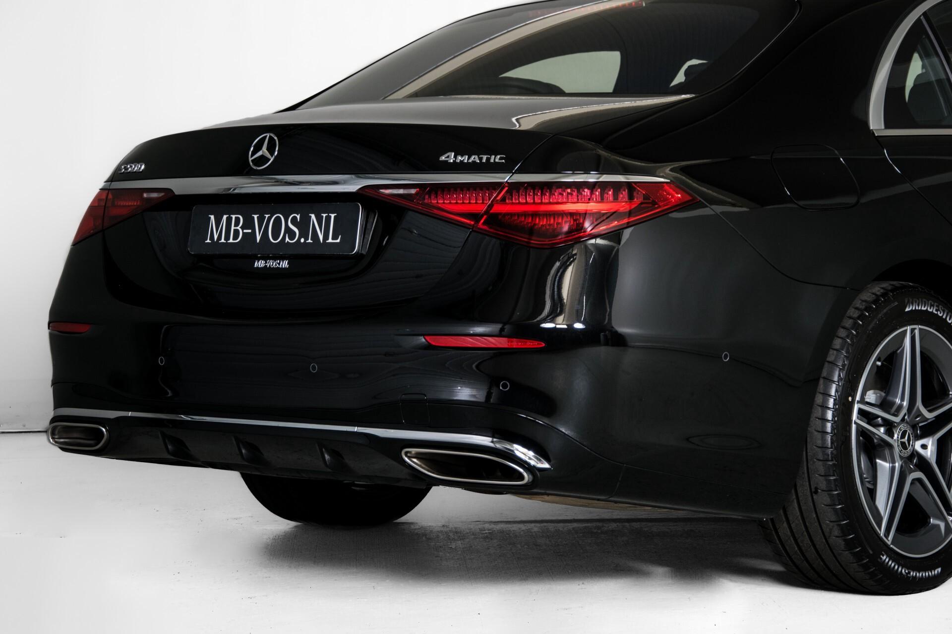 Mercedes-Benz S-Klasse 500 4-M AMG Exclusive/Achterasbesturing/Entertainment/TV/Burmester Aut9 Foto 62