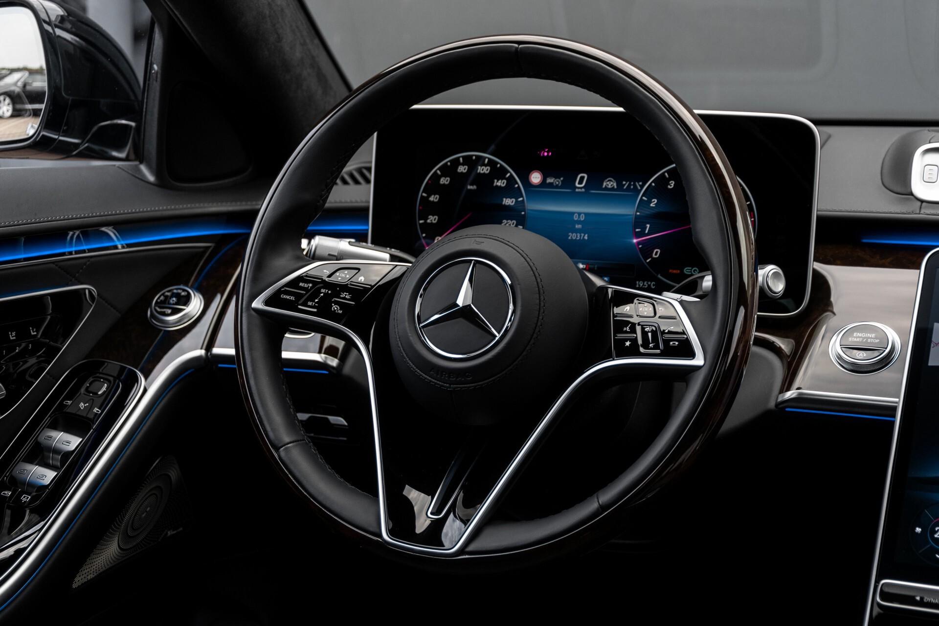 Mercedes-Benz S-Klasse 500 4-M AMG Exclusive/Achterasbesturing/Entertainment/TV/Burmester Aut9 Foto 7
