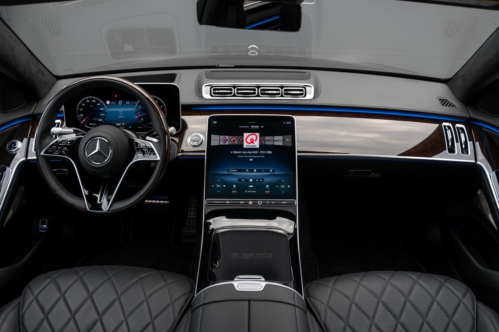 Mercedes-Benz S-Klasse 500 4-M AMG Exclusive/Achterasbesturing/Entertainment/TV/Burmester Aut9 Foto 8