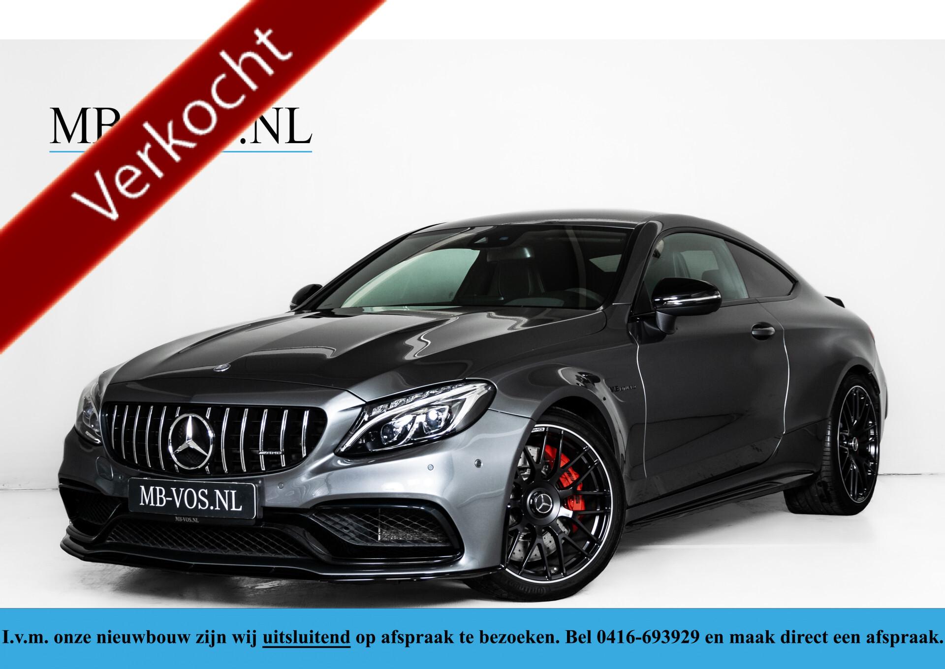 Mercedes-Benz C-Klasse Coupé 63 S AMG Edition 1 Performance/Burmester/Mem Aut7 Foto 1