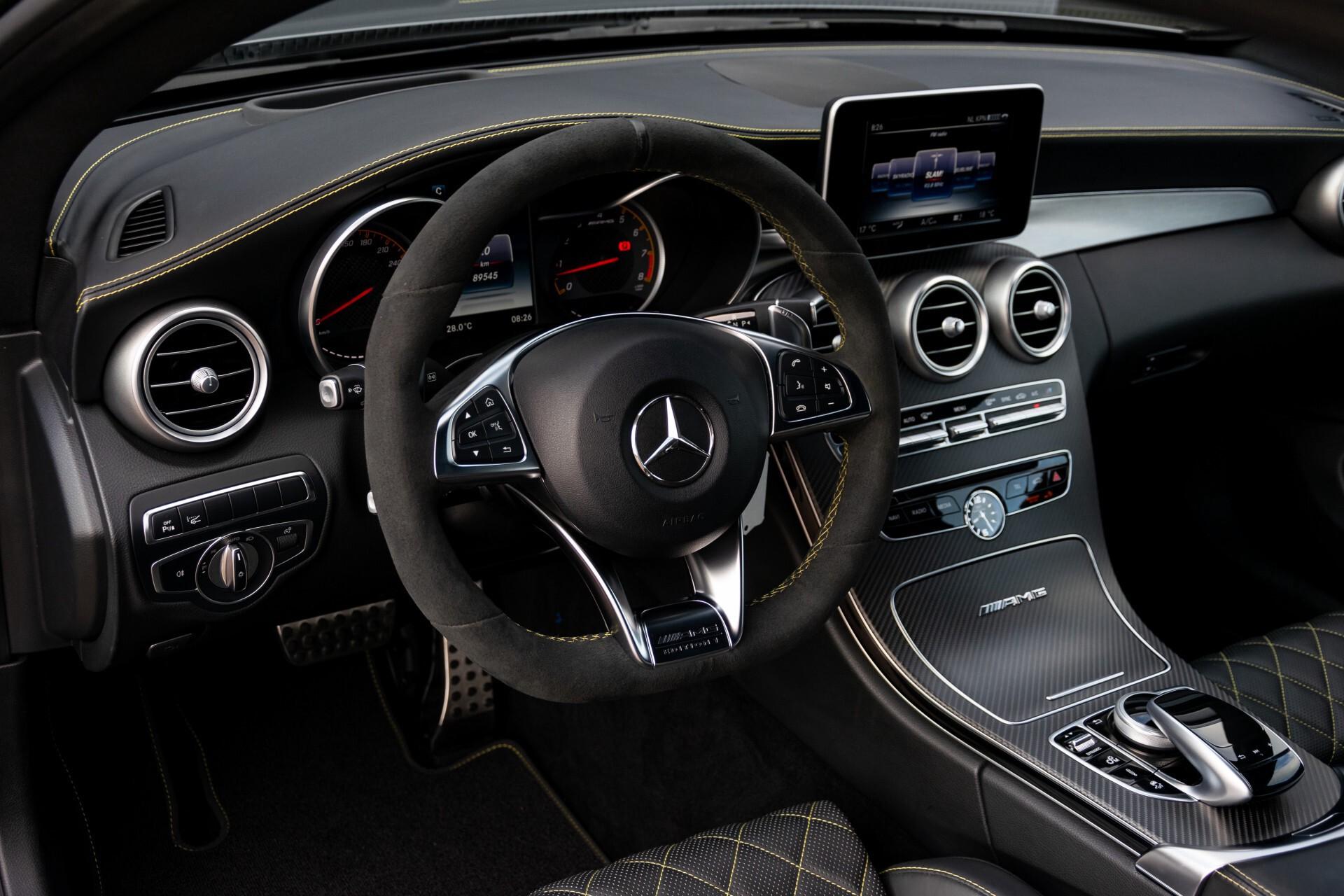 Mercedes-Benz C-Klasse Coupé 63 S AMG Edition 1 Performance/Burmester/Mem Aut7 Foto 10