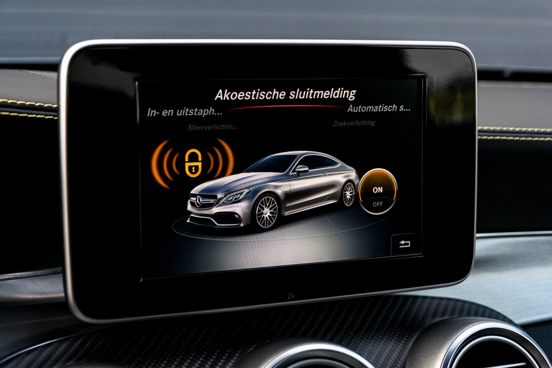 Mercedes-Benz C-Klasse Coupé 63 S AMG Edition 1 Performance/Burmester/Mem Aut7 Foto 19