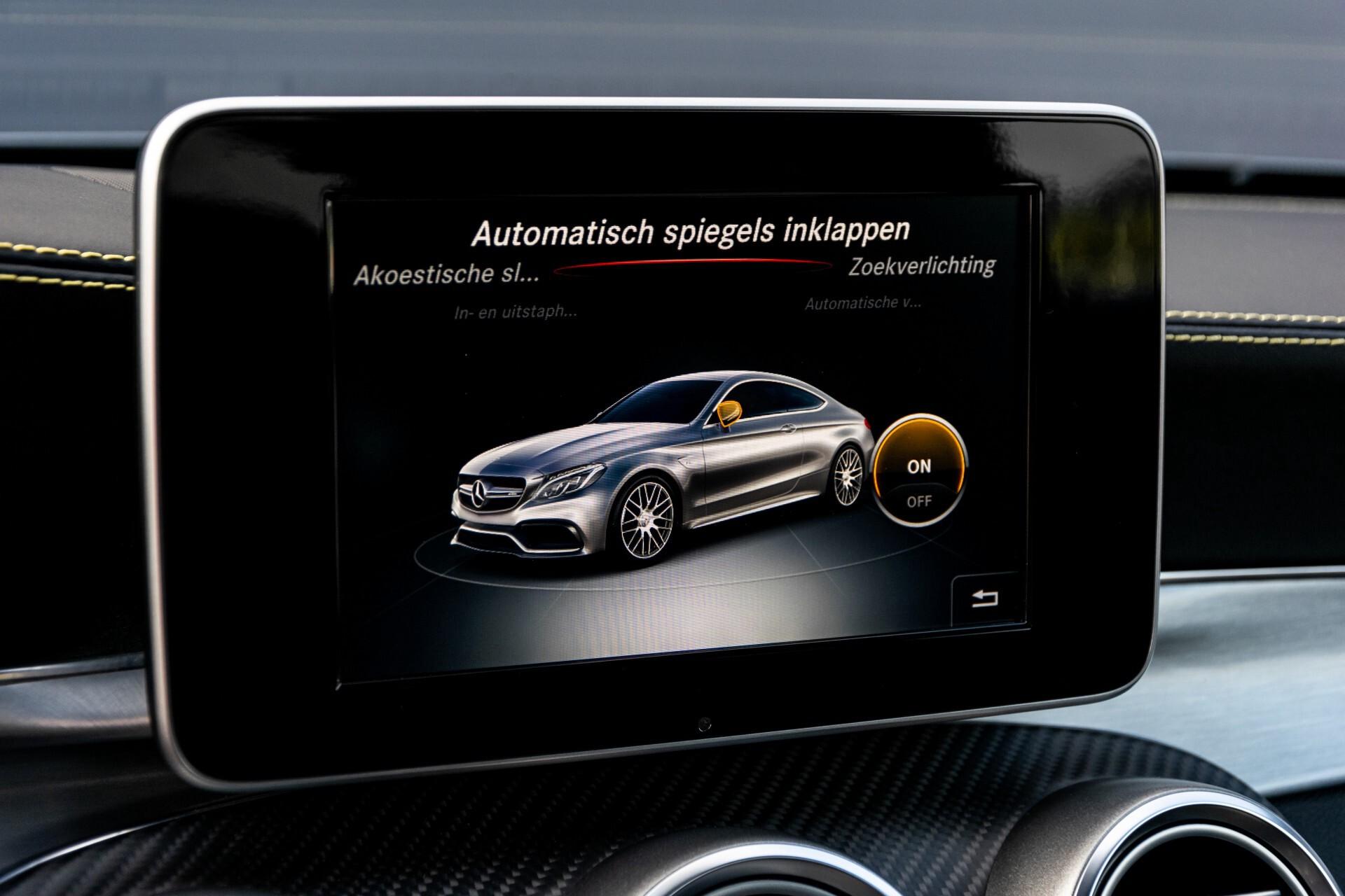 Mercedes-Benz C-Klasse Coupé 63 S AMG Edition 1 Performance/Burmester/Mem Aut7 Foto 21