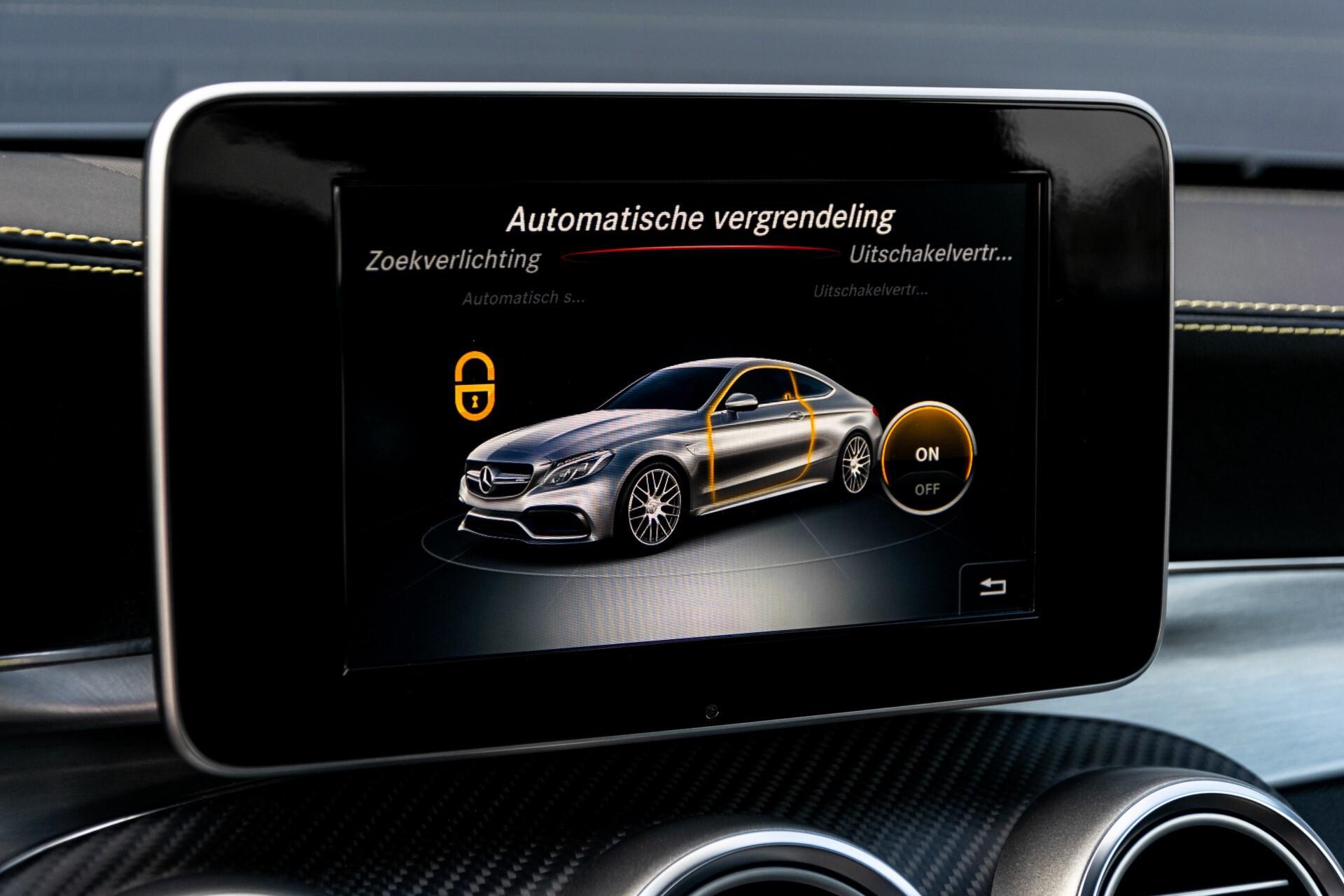 Mercedes-Benz C-Klasse Coupé 63 S AMG Edition 1 Performance/Burmester/Mem Aut7 Foto 23
