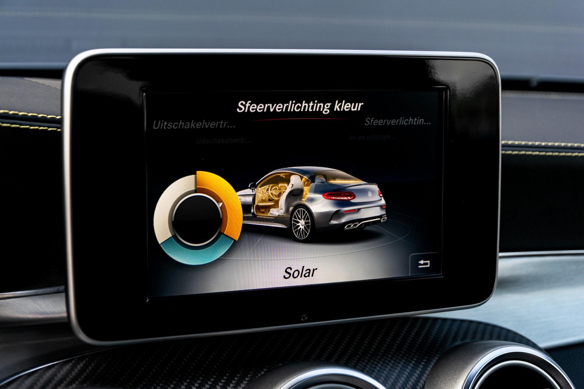 Mercedes-Benz C-Klasse Coupé 63 S AMG Edition 1 Performance/Burmester/Mem Aut7 Foto 25