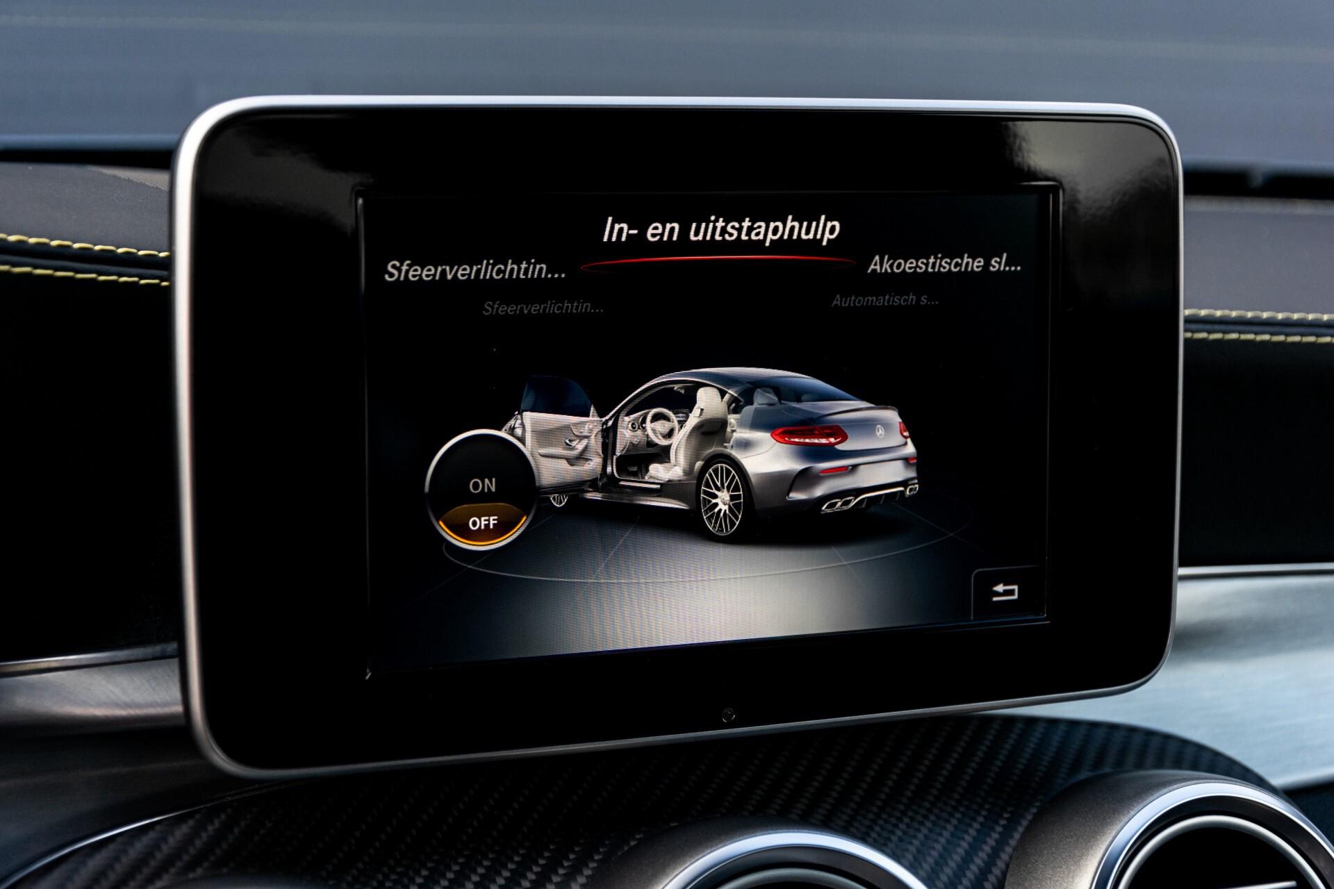 Mercedes-Benz C-Klasse Coupé 63 S AMG Edition 1 Performance/Burmester/Mem Aut7 Foto 27