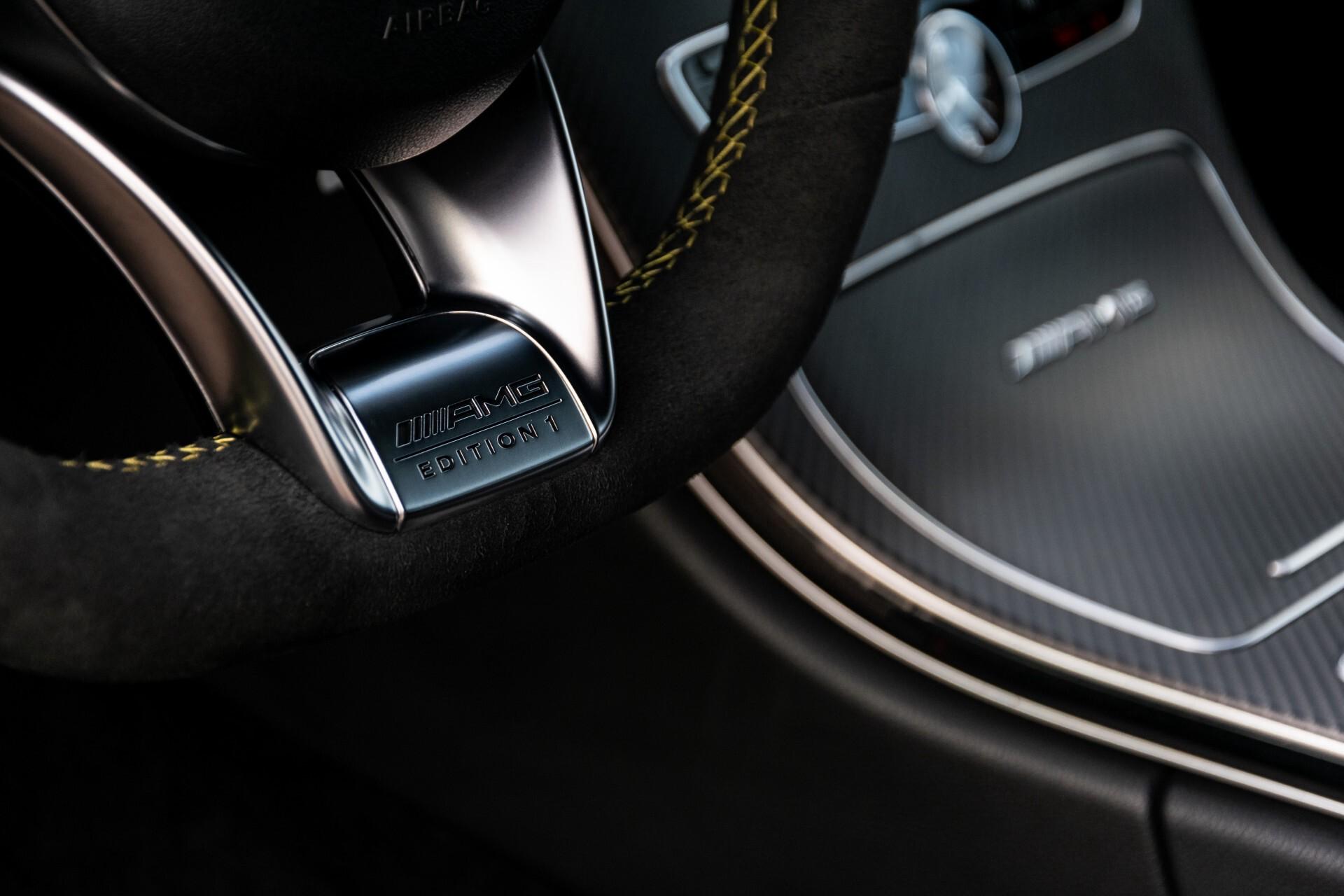 Mercedes-Benz C-Klasse Coupé 63 S AMG Edition 1 Performance/Burmester/Mem Aut7 Foto 30