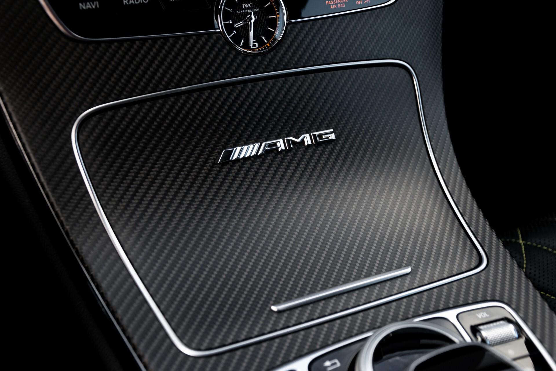 Mercedes-Benz C-Klasse Coupé 63 S AMG Edition 1 Performance/Burmester/Mem Aut7 Foto 38