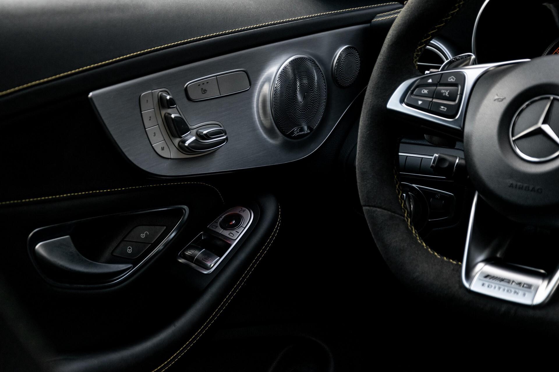 Mercedes-Benz C-Klasse Coupé 63 S AMG Edition 1 Performance/Burmester/Mem Aut7 Foto 43