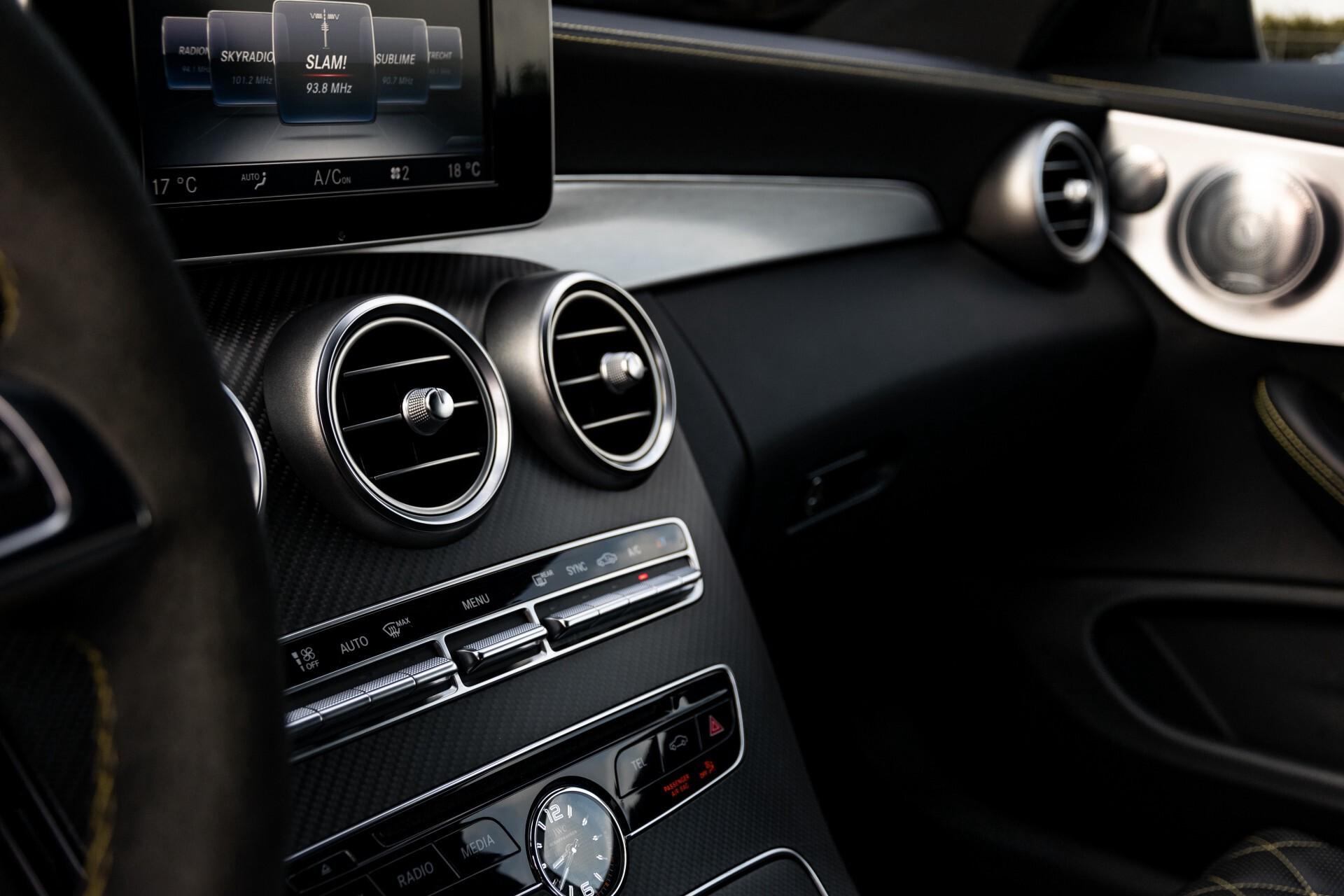 Mercedes-Benz C-Klasse Coupé 63 S AMG Edition 1 Performance/Burmester/Mem Aut7 Foto 46
