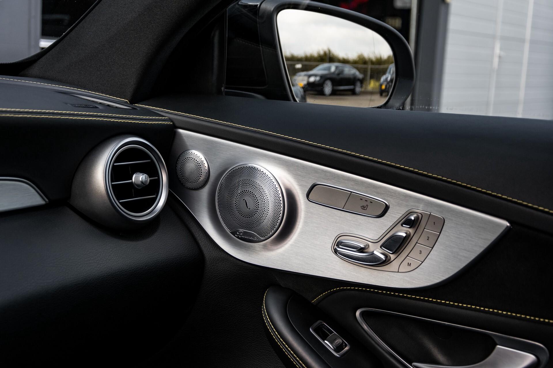 Mercedes-Benz C-Klasse Coupé 63 S AMG Edition 1 Performance/Burmester/Mem Aut7 Foto 47