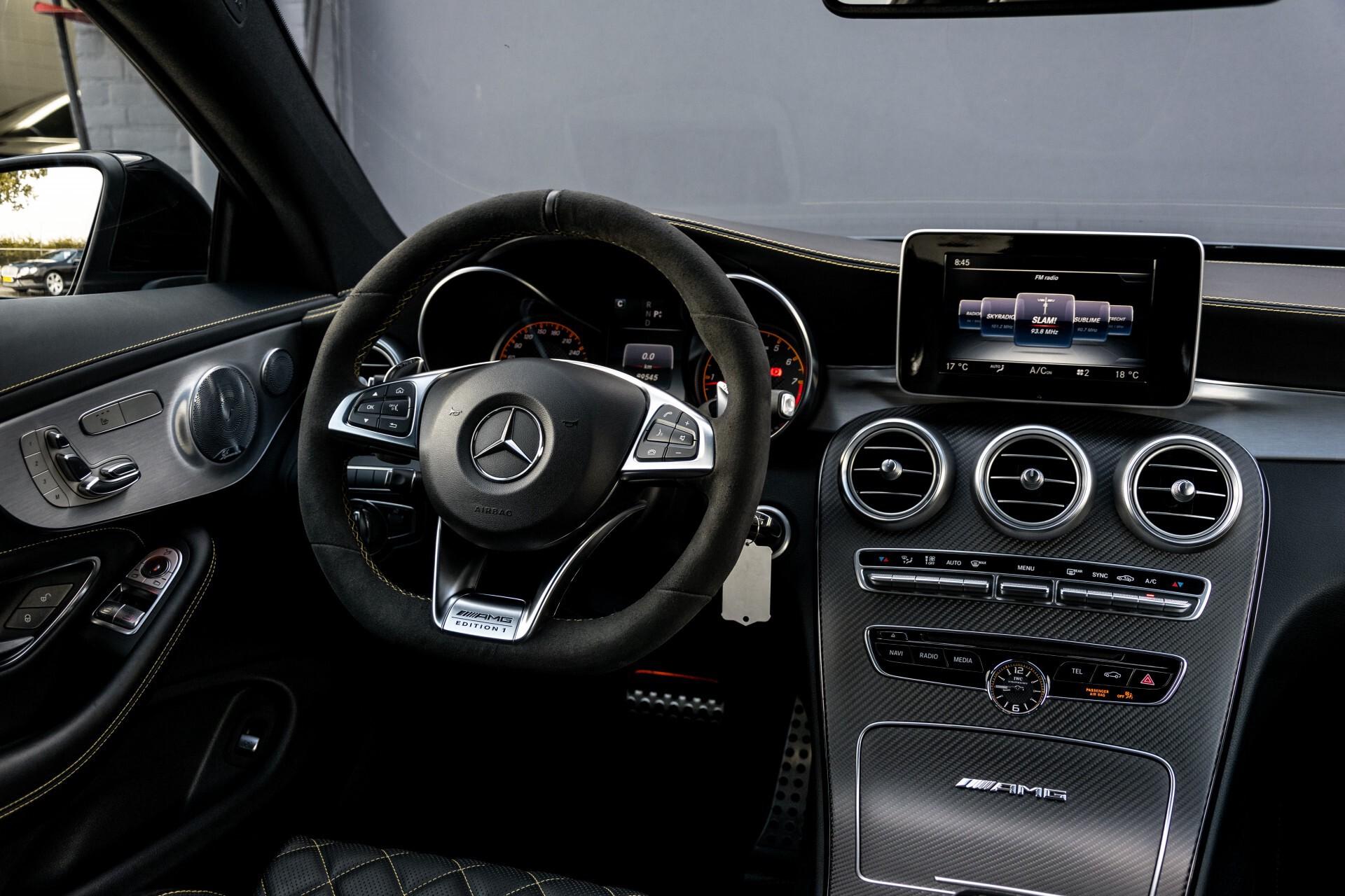 Mercedes-Benz C-Klasse Coupé 63 S AMG Edition 1 Performance/Burmester/Mem Aut7 Foto 5