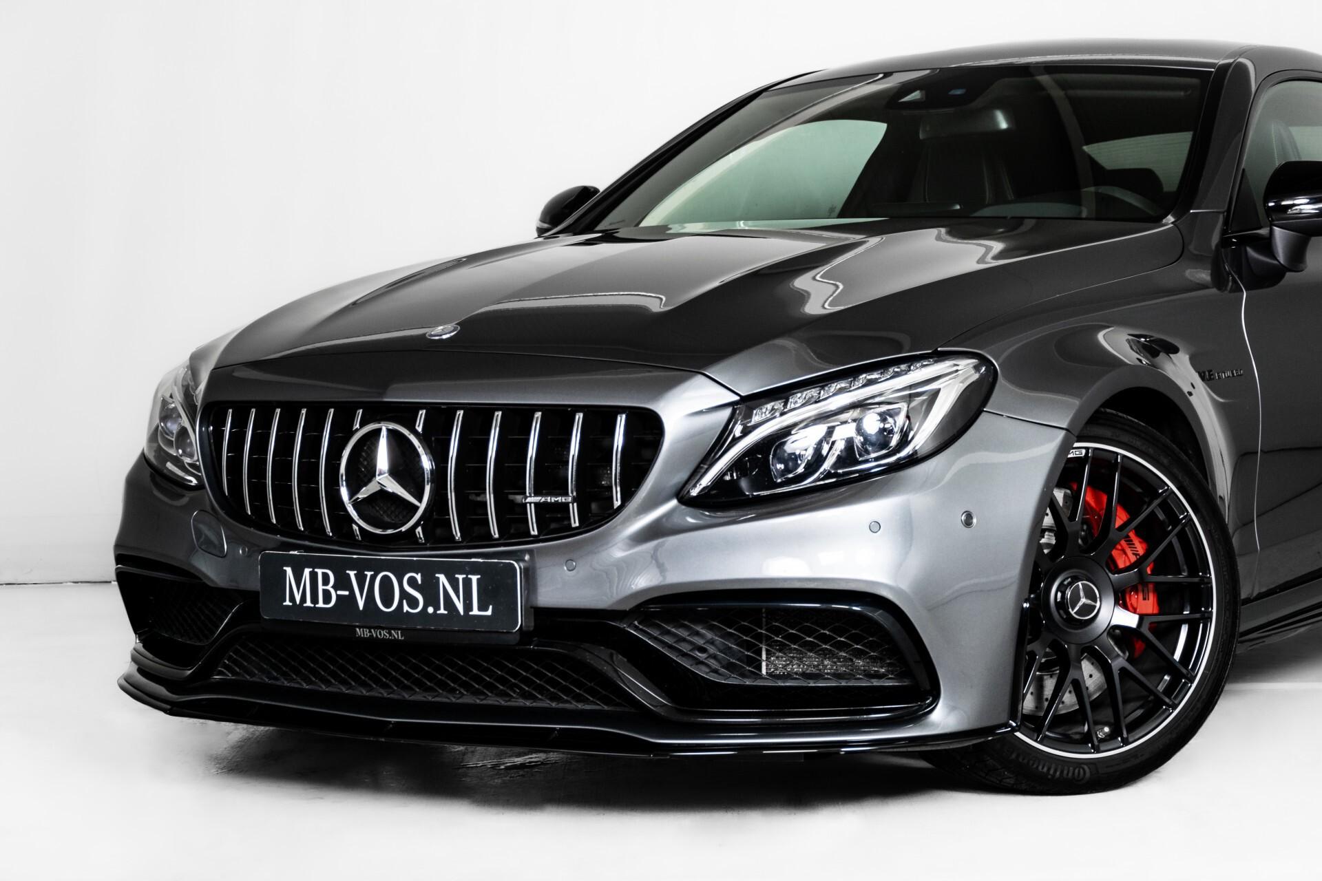 Mercedes-Benz C-Klasse Coupé 63 S AMG Edition 1 Performance/Burmester/Mem Aut7 Foto 50